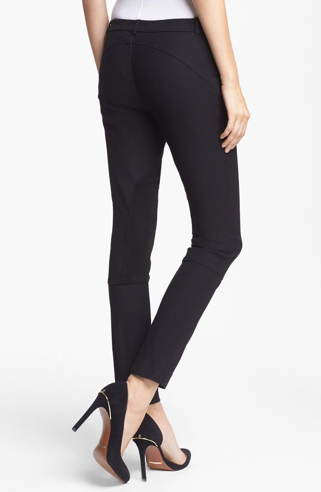 Alternate Image 2  - Rachel Zoe 'Julietta' Crop Riding Pants