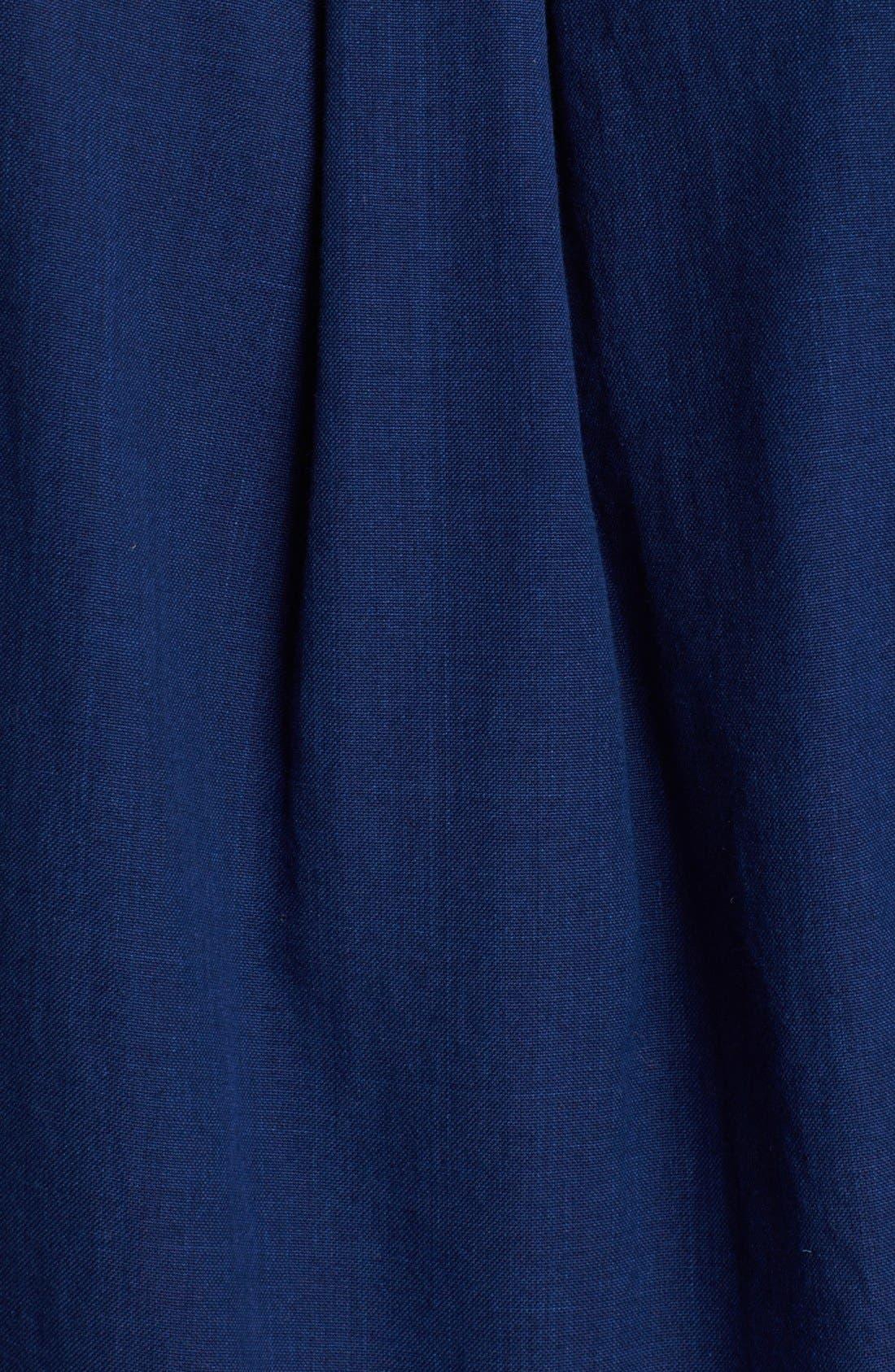 Alternate Image 3  - Gant Rugger Indigo Oxford Shirt
