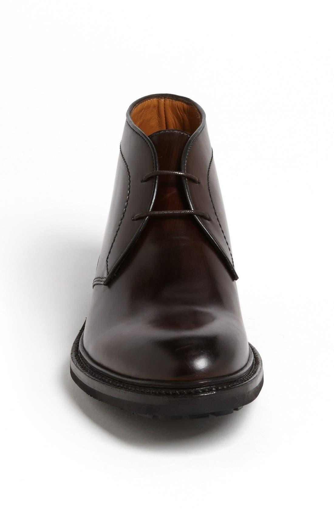 Alternate Image 3  - Lottusse Leather Chukka Boot