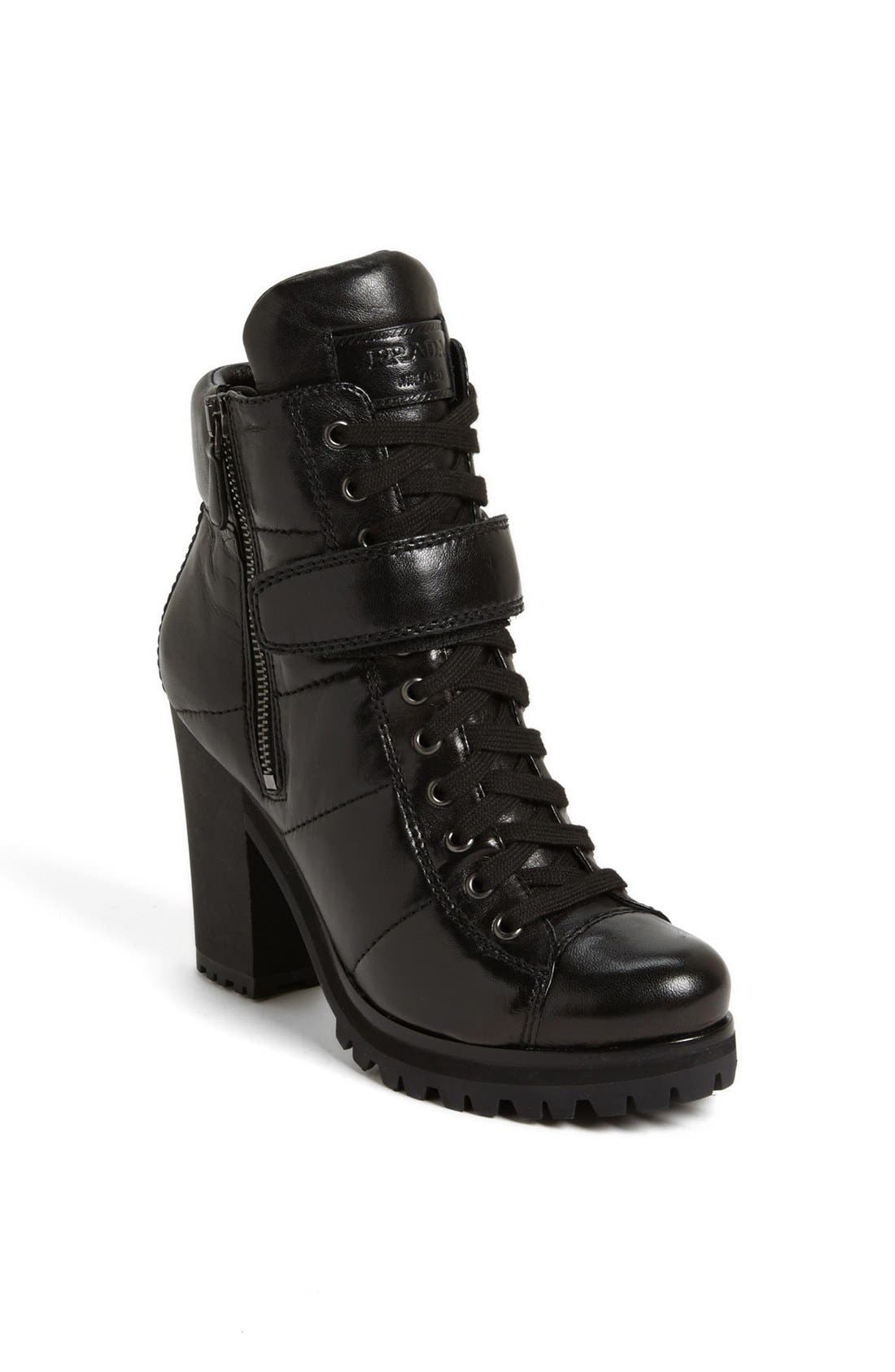 Alternate Image 1 Selected - Prada Boot
