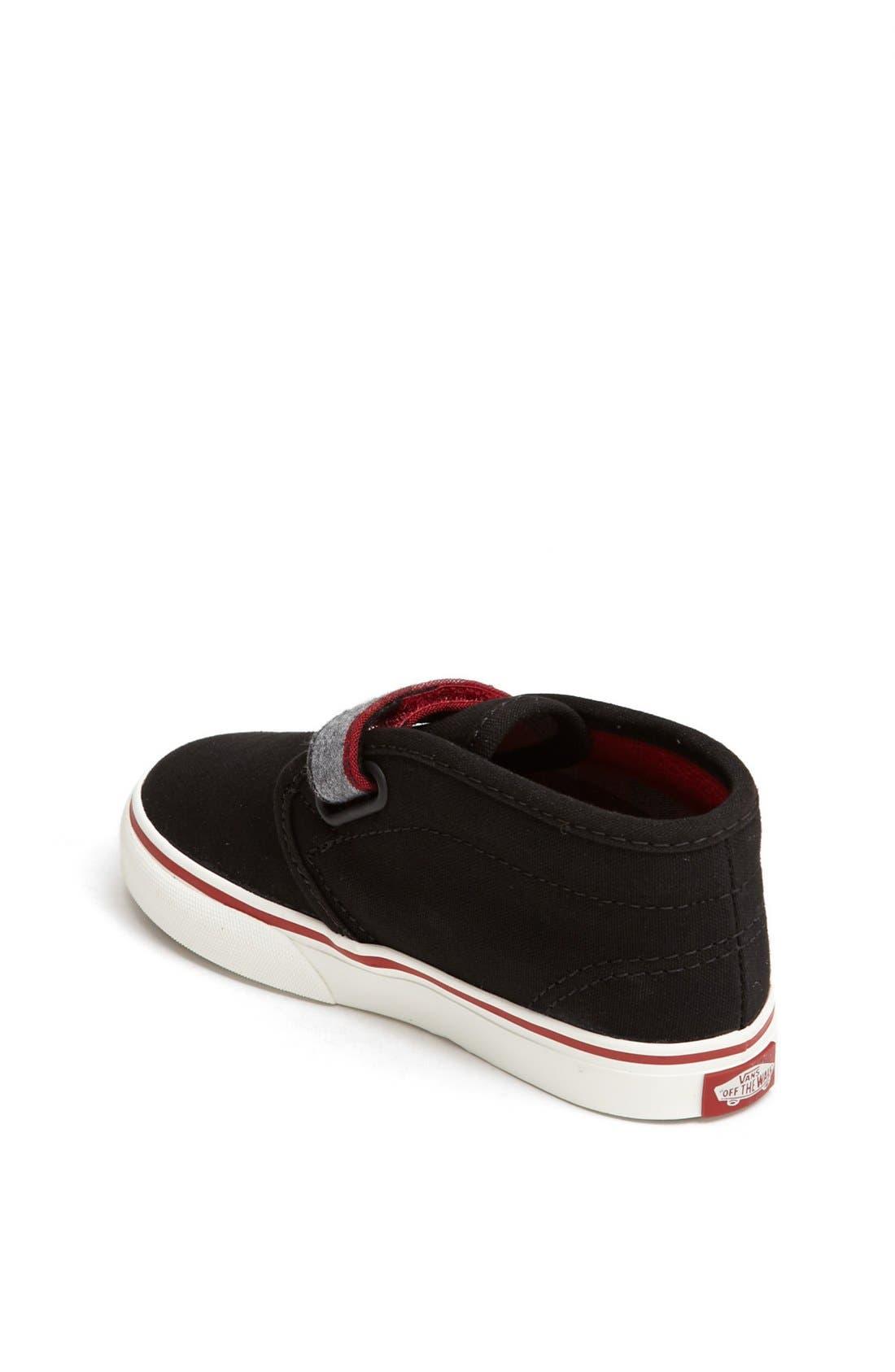 Alternate Image 2  - Vans Chukka Sneaker (Baby, Walker & Toddler)