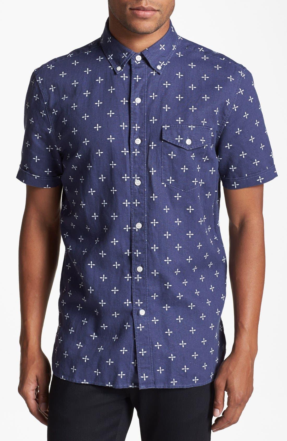 Alternate Image 1 Selected - Levi's® Linen Blend Shirt