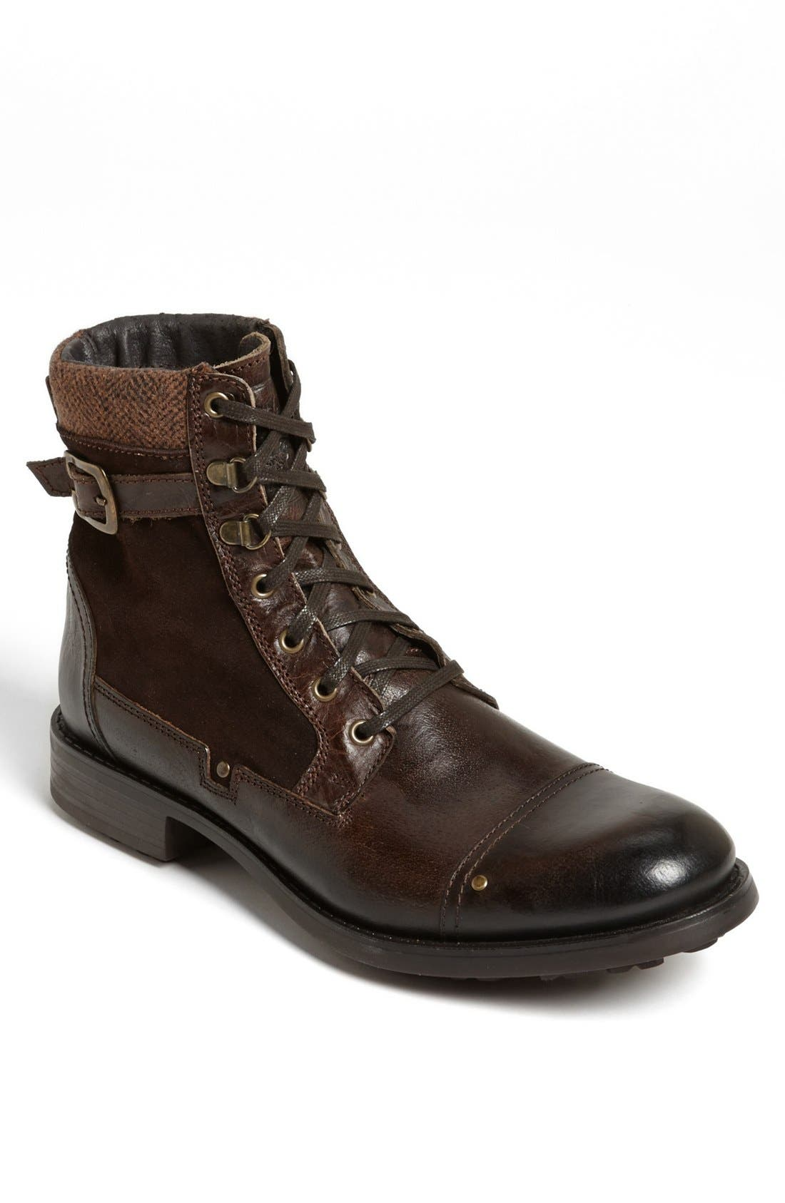 Alternate Image 1 Selected - ZIGIny 'Bravo' Cap Toe Boot