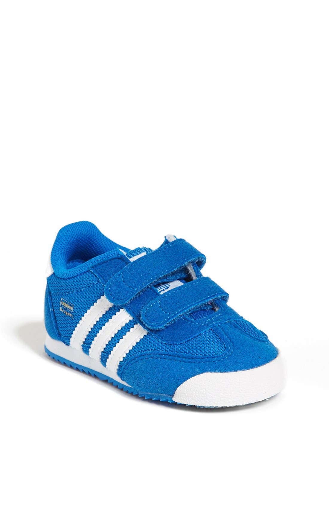 Main Image - adidas 'Dragon' Sneaker (Baby, Walker & Toddler)