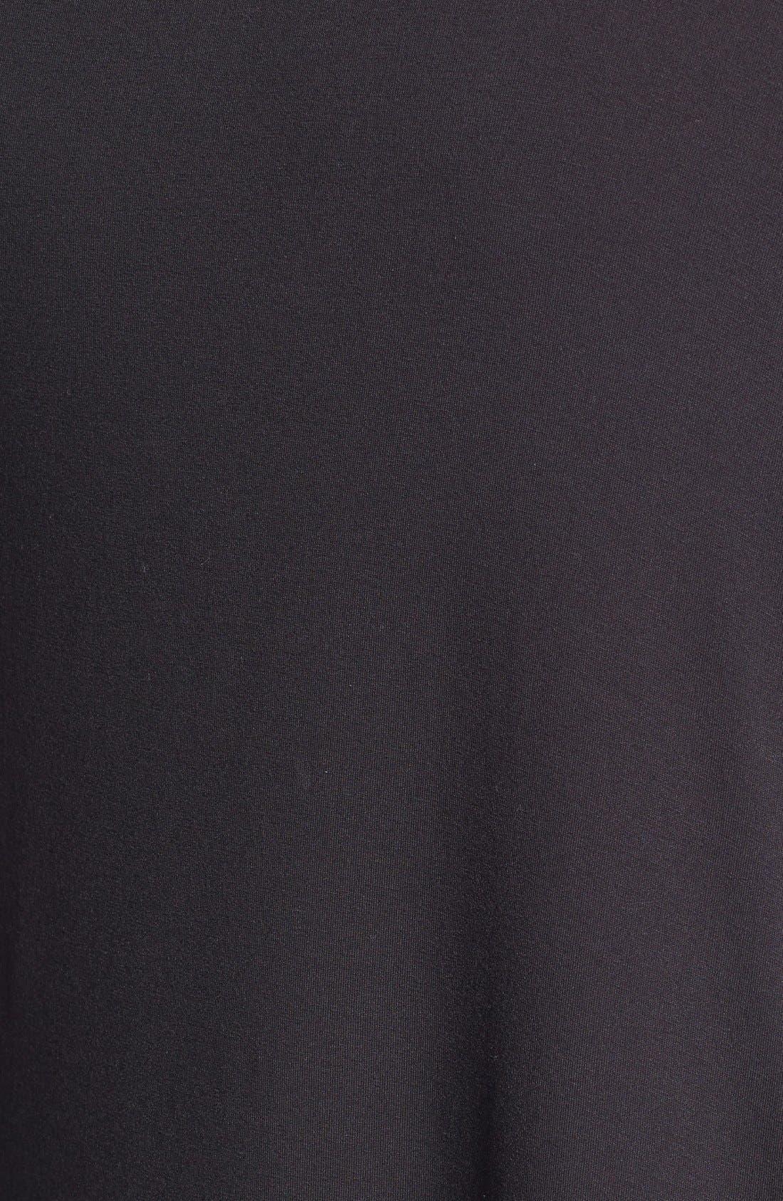 Alternate Image 3  - Rachel Zoe 'Azur' One Shoulder Jersey Maxi Dress
