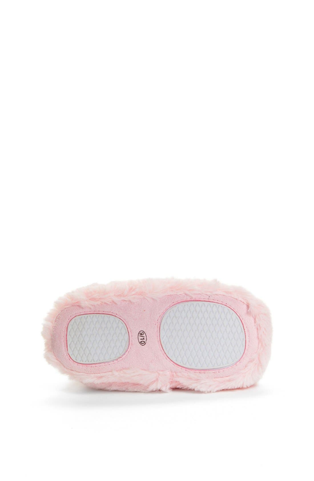 Alternate Image 4  - Nordstrom Bunny Slippers (Walker, Toddler & Little Kid)