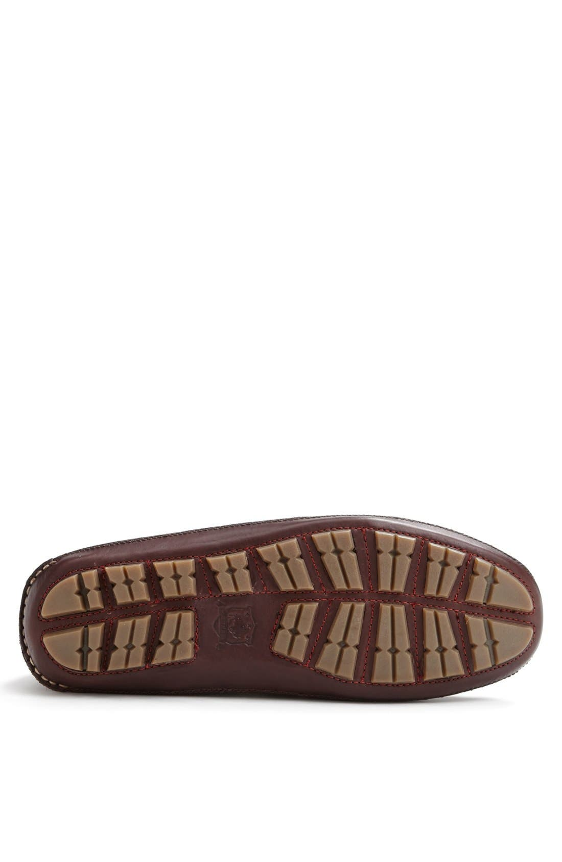 'Polson' Slipper,                             Alternate thumbnail 4, color,                             Bourbon Bison