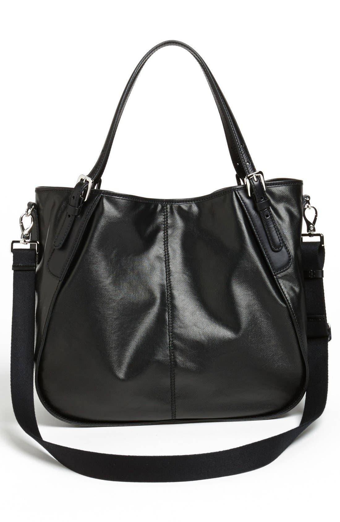 Alternate Image 4  - Tod's 'New G-Line - Sacca Media' Leather Shopper