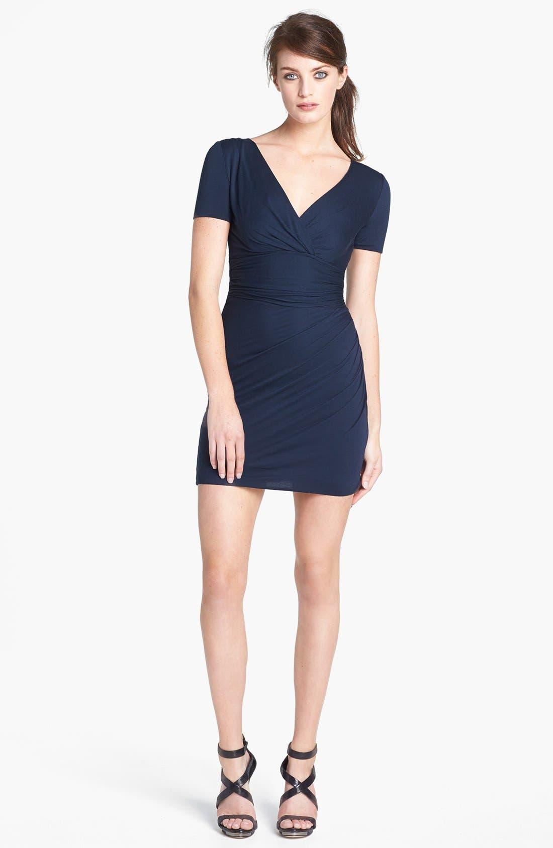 Alternate Image 1 Selected - Diane von Furstenberg 'Chelsea' Knit Dress