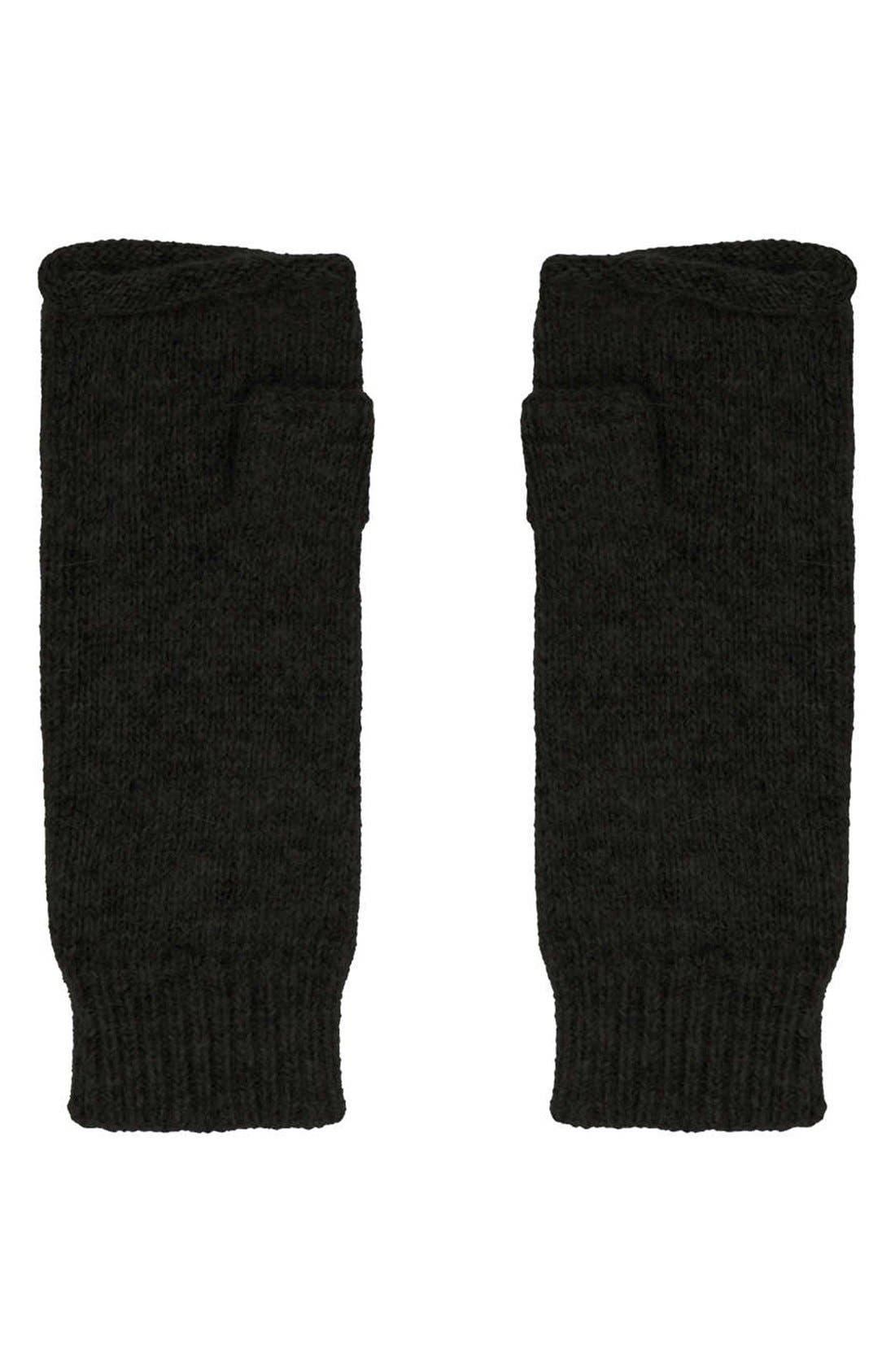 Main Image - Topshop Fingerless Gloves