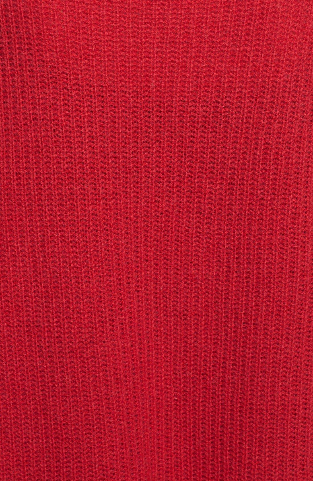Alternate Image 3  - Eileen Fisher Merino & Yak Wool Turtleneck Sweater