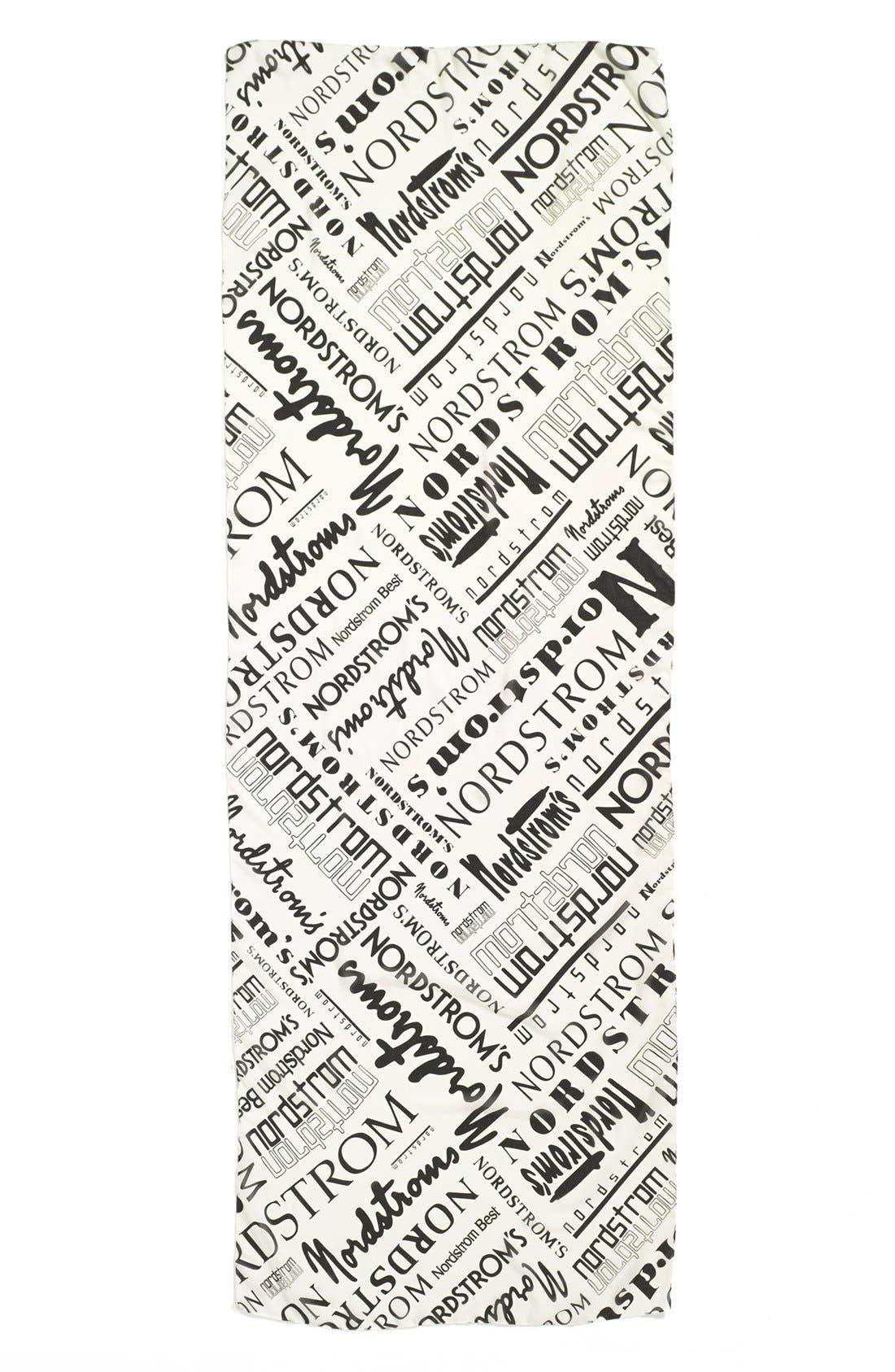 Alternate Image 3  - Nordstrom 'Heritage' Print Scarf