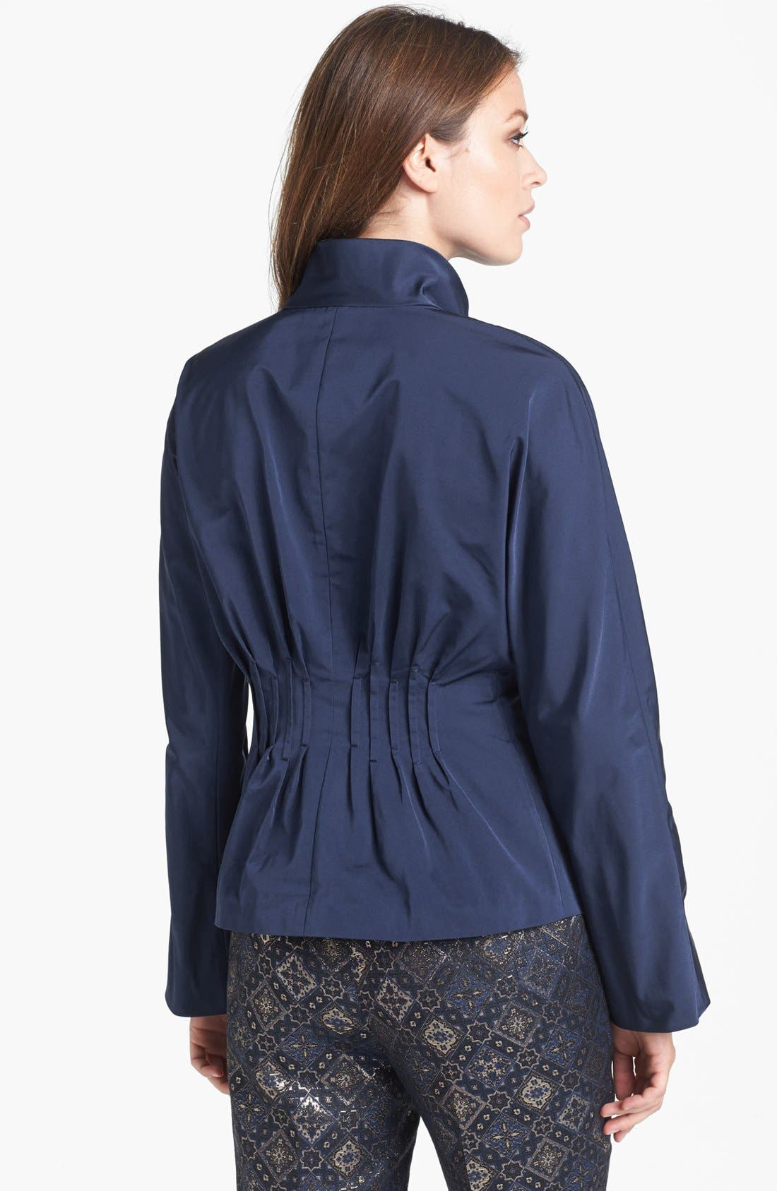 Alternate Image 2  - Lafayette 148 New York 'Rhona - Couture Cloth' Jacket