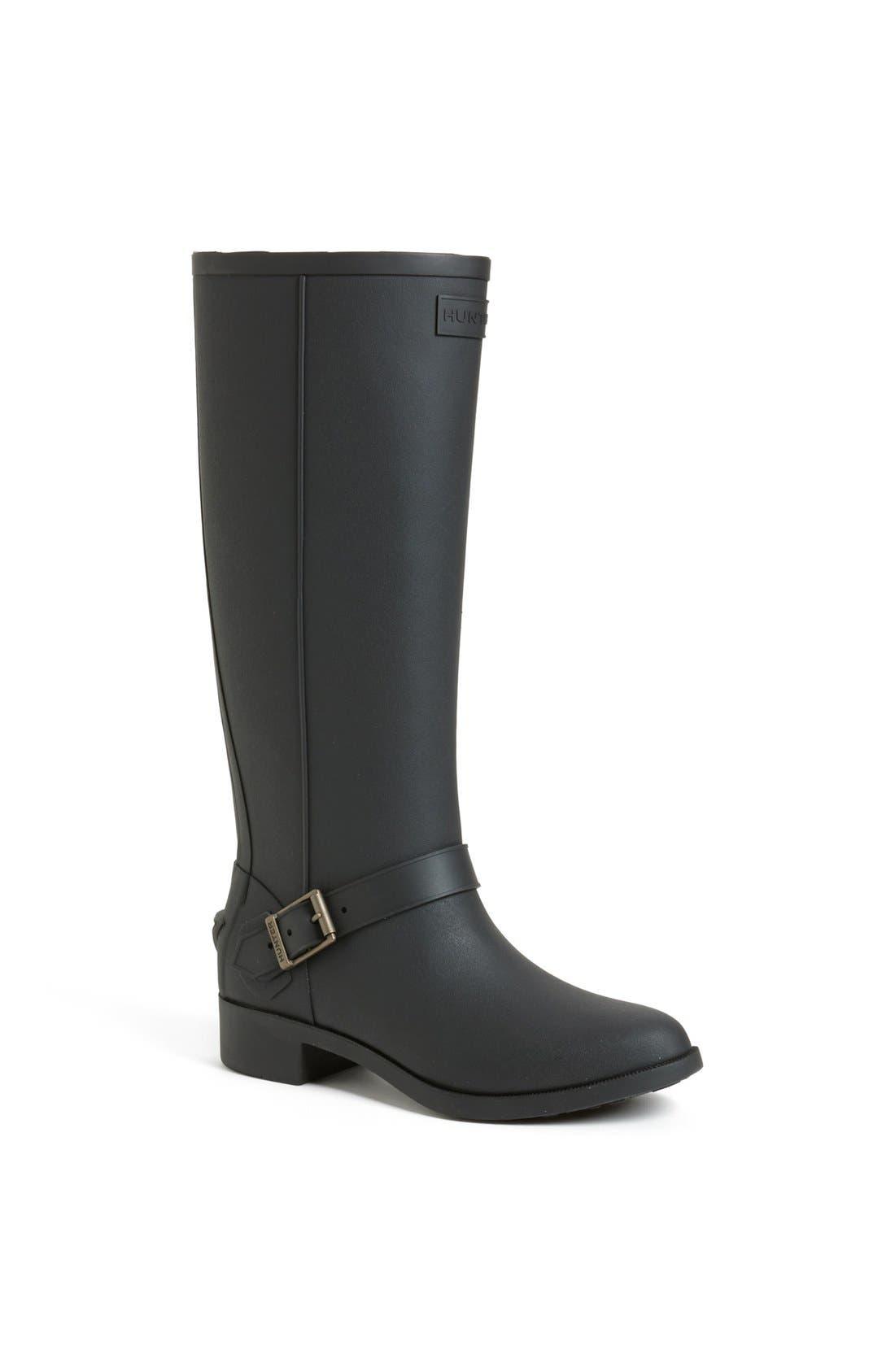 Alternate Image 1 Selected - Hunter 'Belsize Mercer' Rain Boot