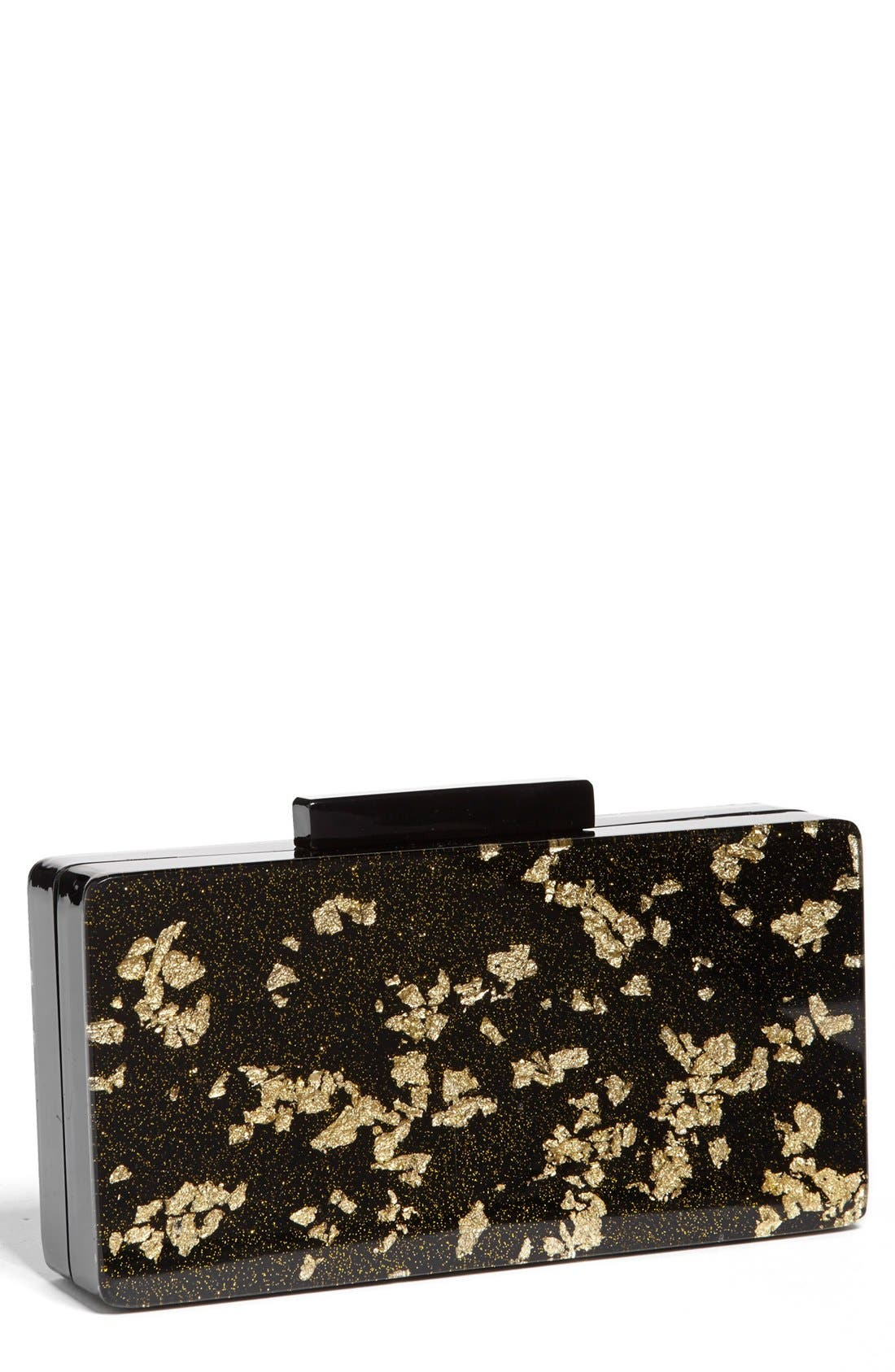 Alternate Image 1 Selected - Glint 'Glimmer' Resin Clutch