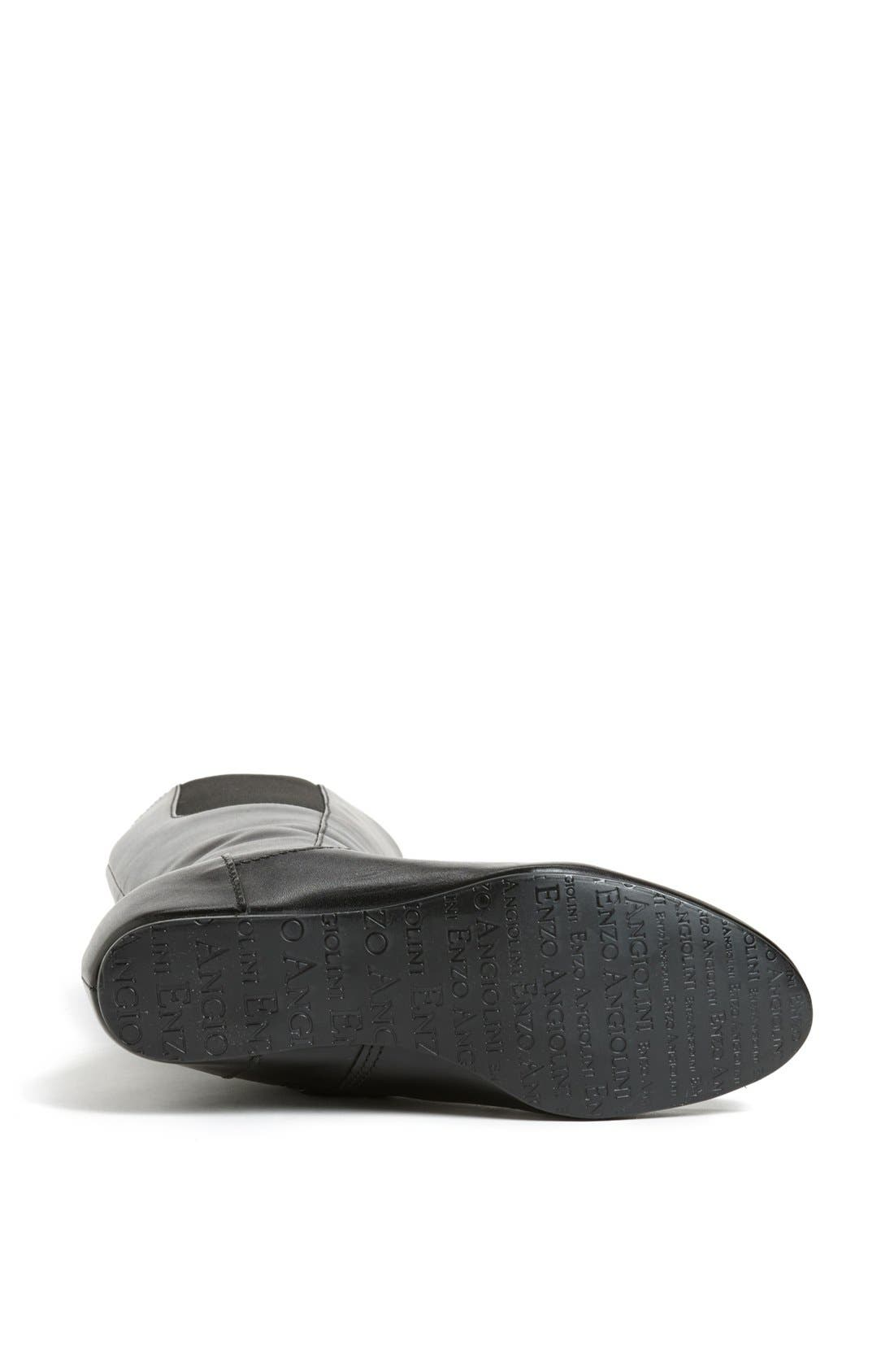 Alternate Image 4  - Enzo Angiolini 'Deanja' Hidden Wedge Boot