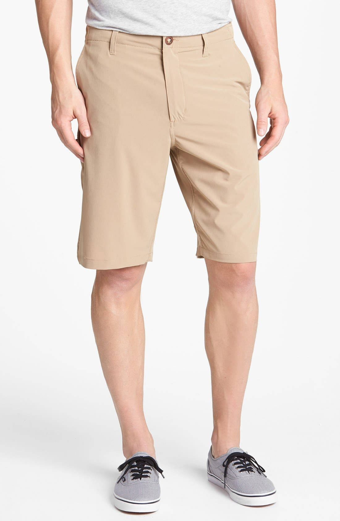 Alternate Image 1 Selected - Volcom 'Modern' Hybrid Shorts