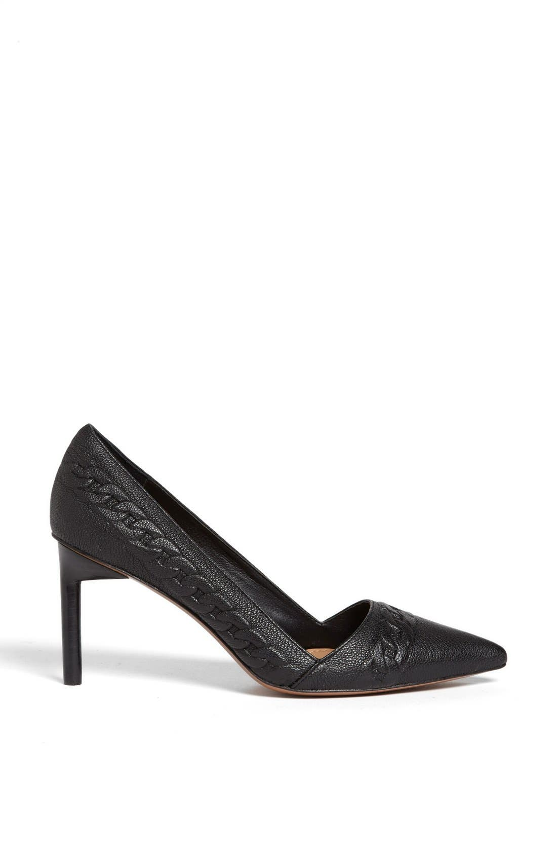 Alternate Image 4  - Rachel Zoe 'Kenley' Leather Pump
