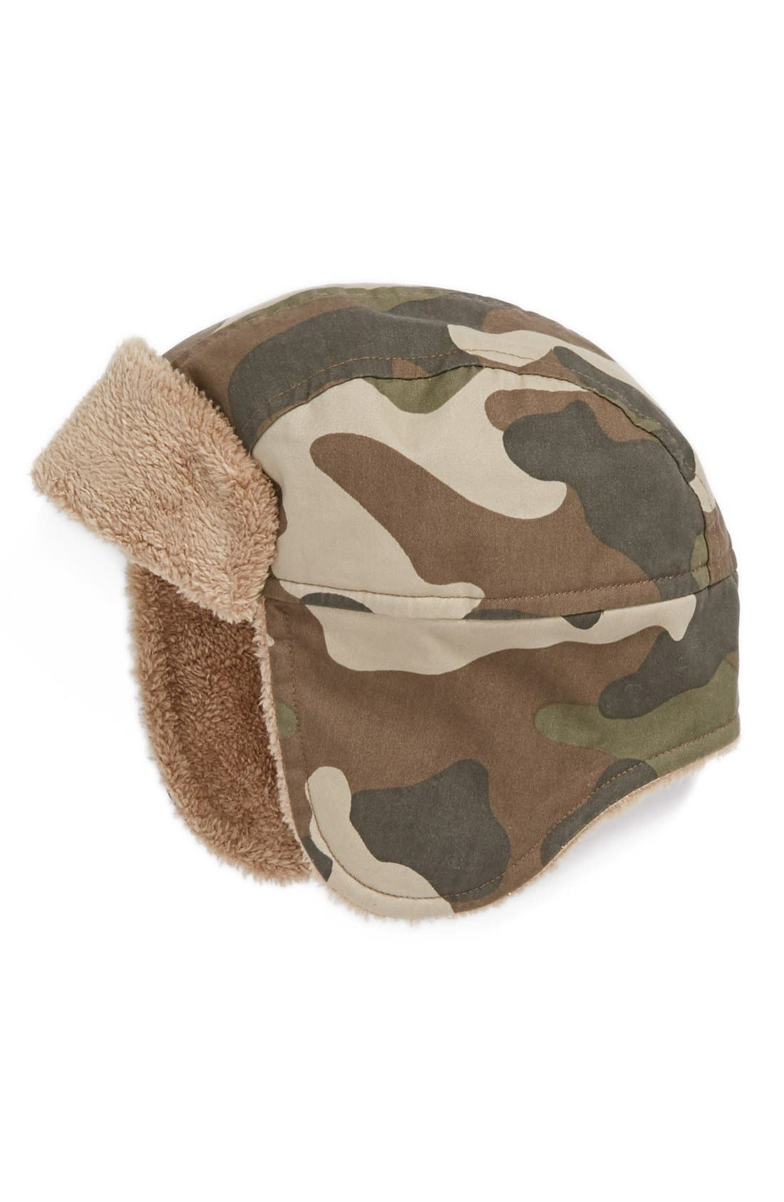 Alternate Image 1 Selected - Tucker + Tate Flight Hat (Toddler Boys)