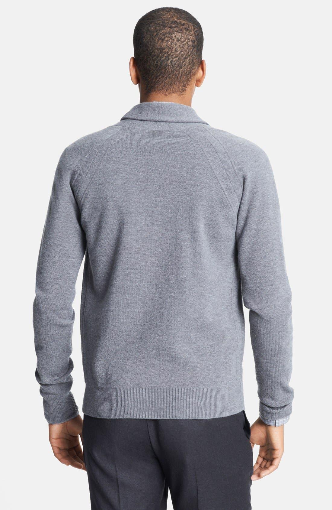 Alternate Image 2  - Theory 'Adan' Wool Sweater