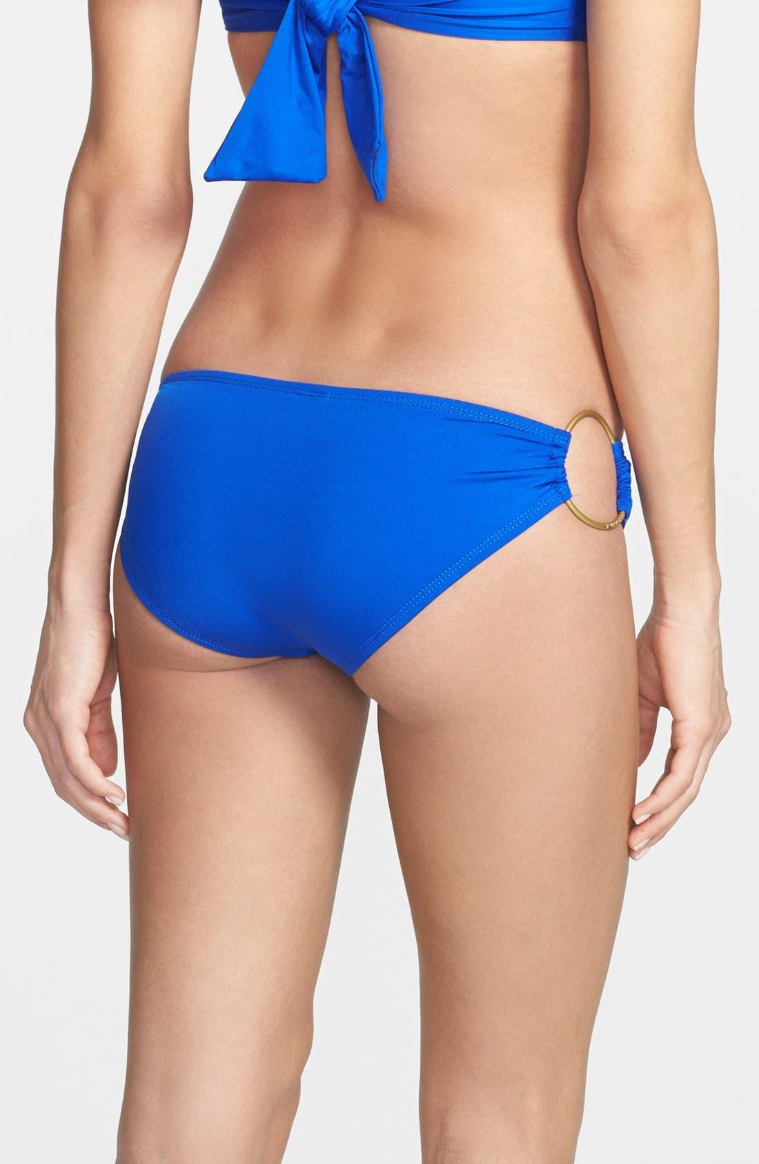 Alternate Image 2  - Vitamin A® 'Pin Up Star' Bikini Bottoms