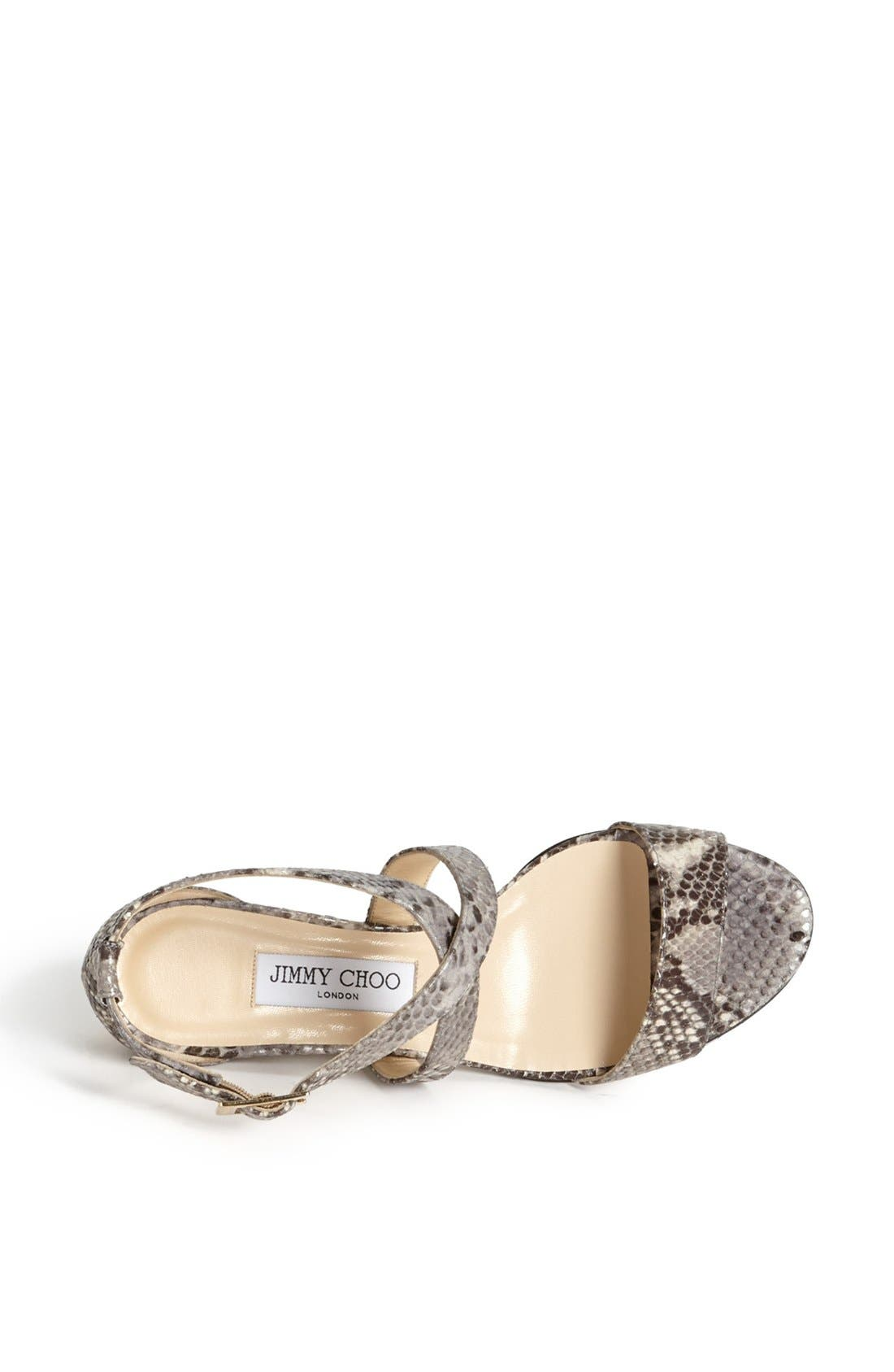 Alternate Image 3  - Jimmy Choo 'Chiara' Wedge Sandal