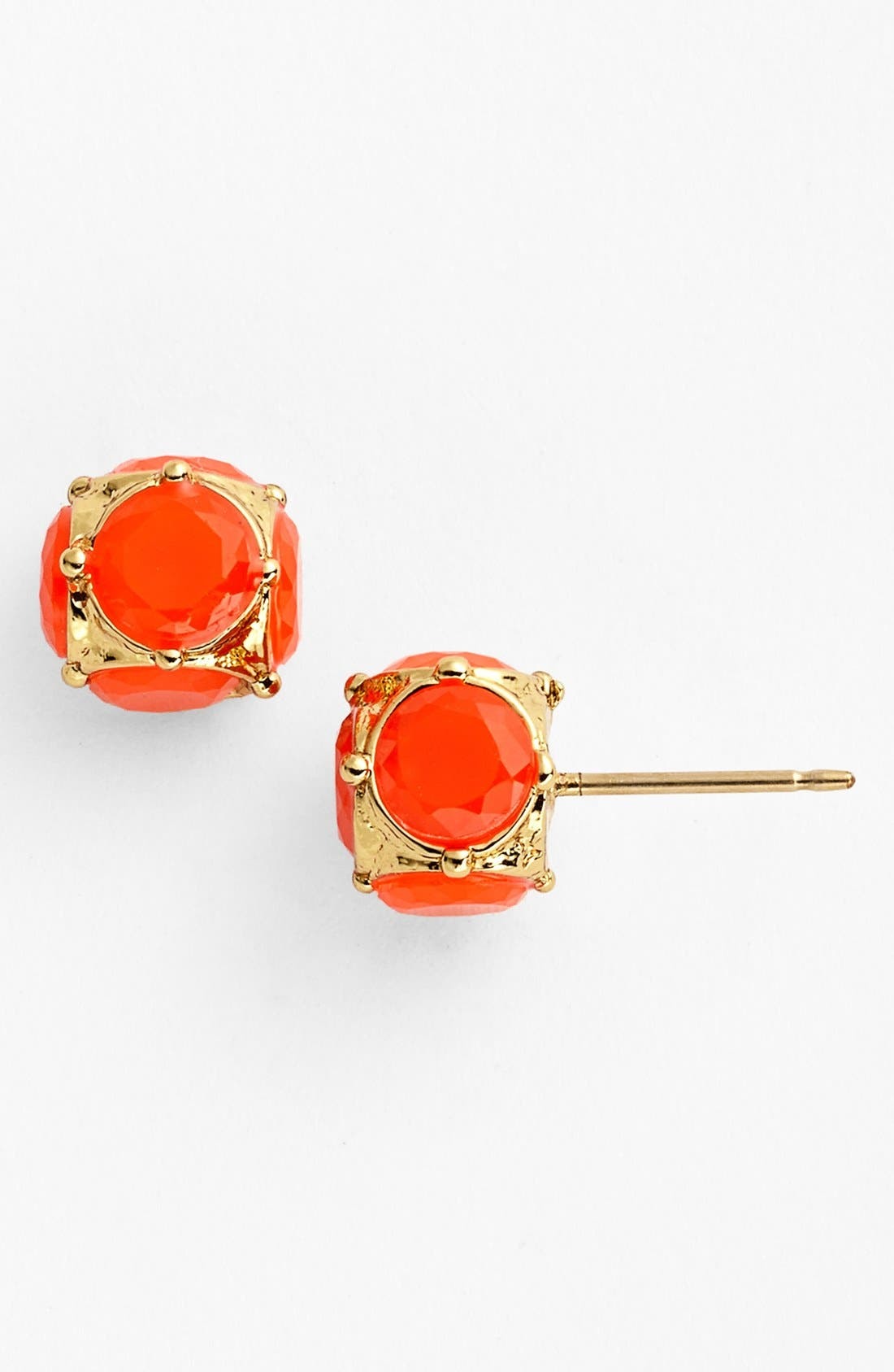 Alternate Image 1 Selected - kate spade new york small ball stud earrings