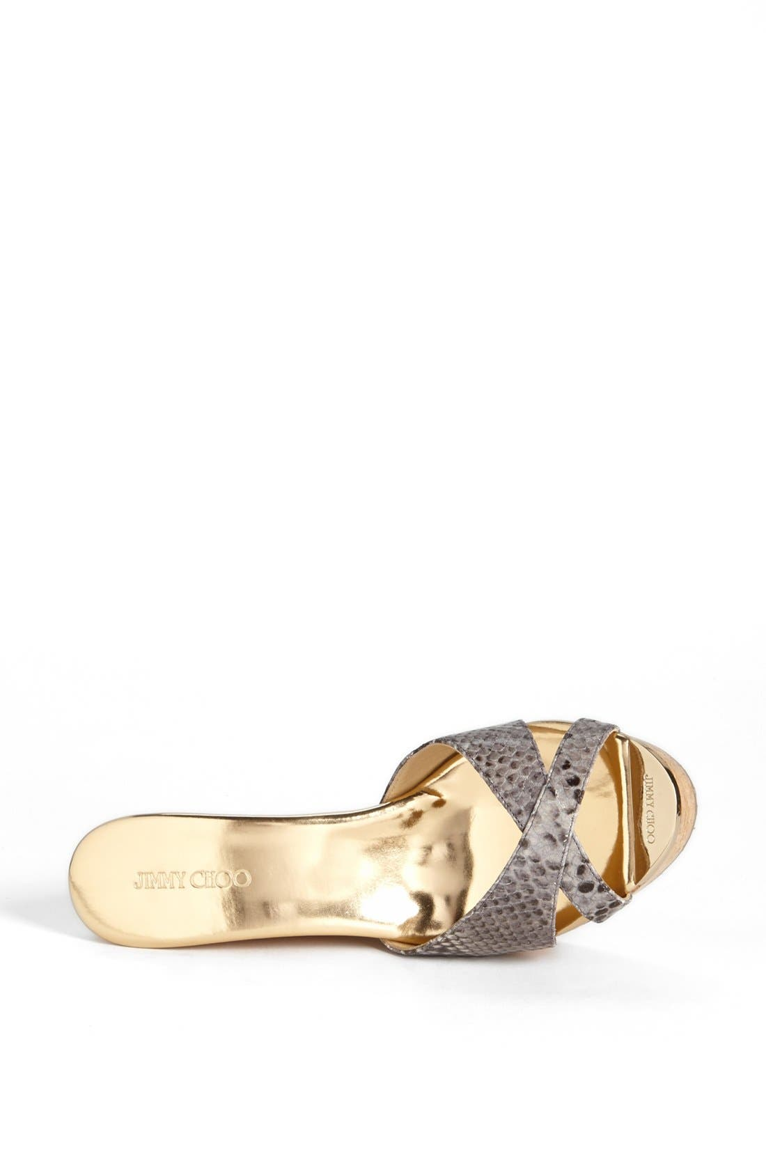 Alternate Image 2  - Jimmy Choo 'Pandora' Wedge Sandal