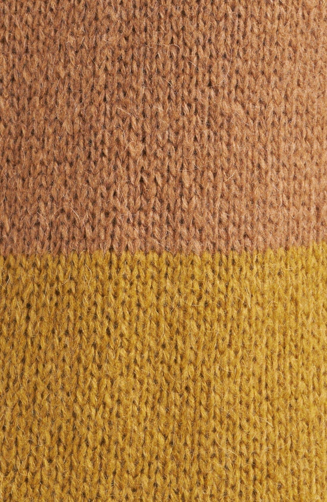 Alternate Image 3  - Free People Stripe Long Cardigan