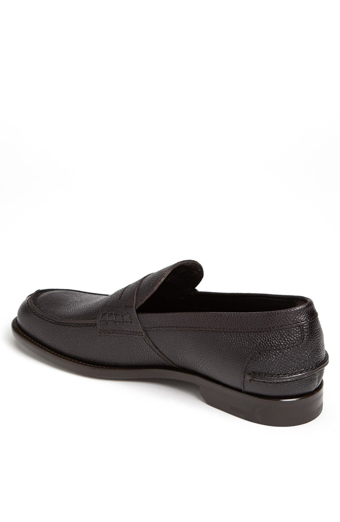 Alternate Image 2  - Ermenegildo Zegna 'College' Penny Loafer