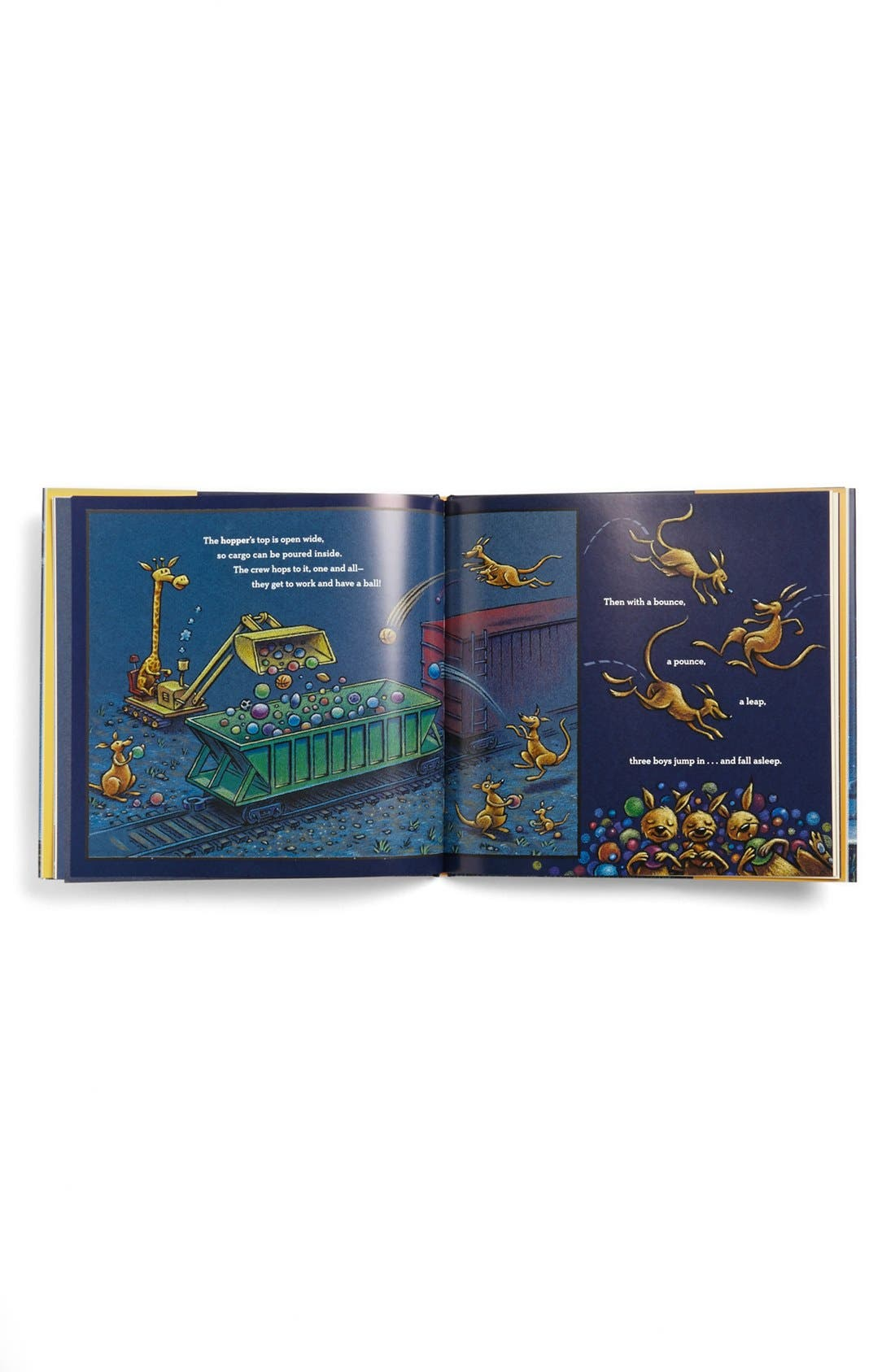 Alternate Image 2  - 'Steam Train, Dream Train' Book