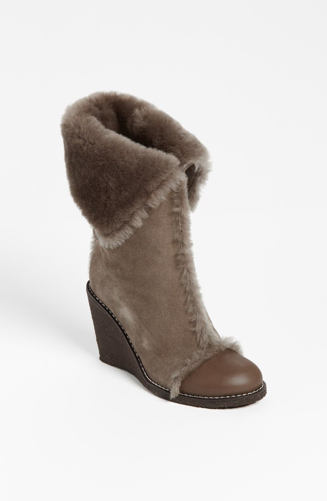 Alternate Image 1 Selected - See by Chloé 'Winter' Wedge Boot