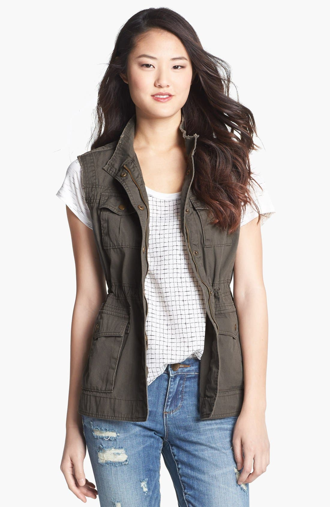 Alternate Image 1 Selected - Ambition Military Vest