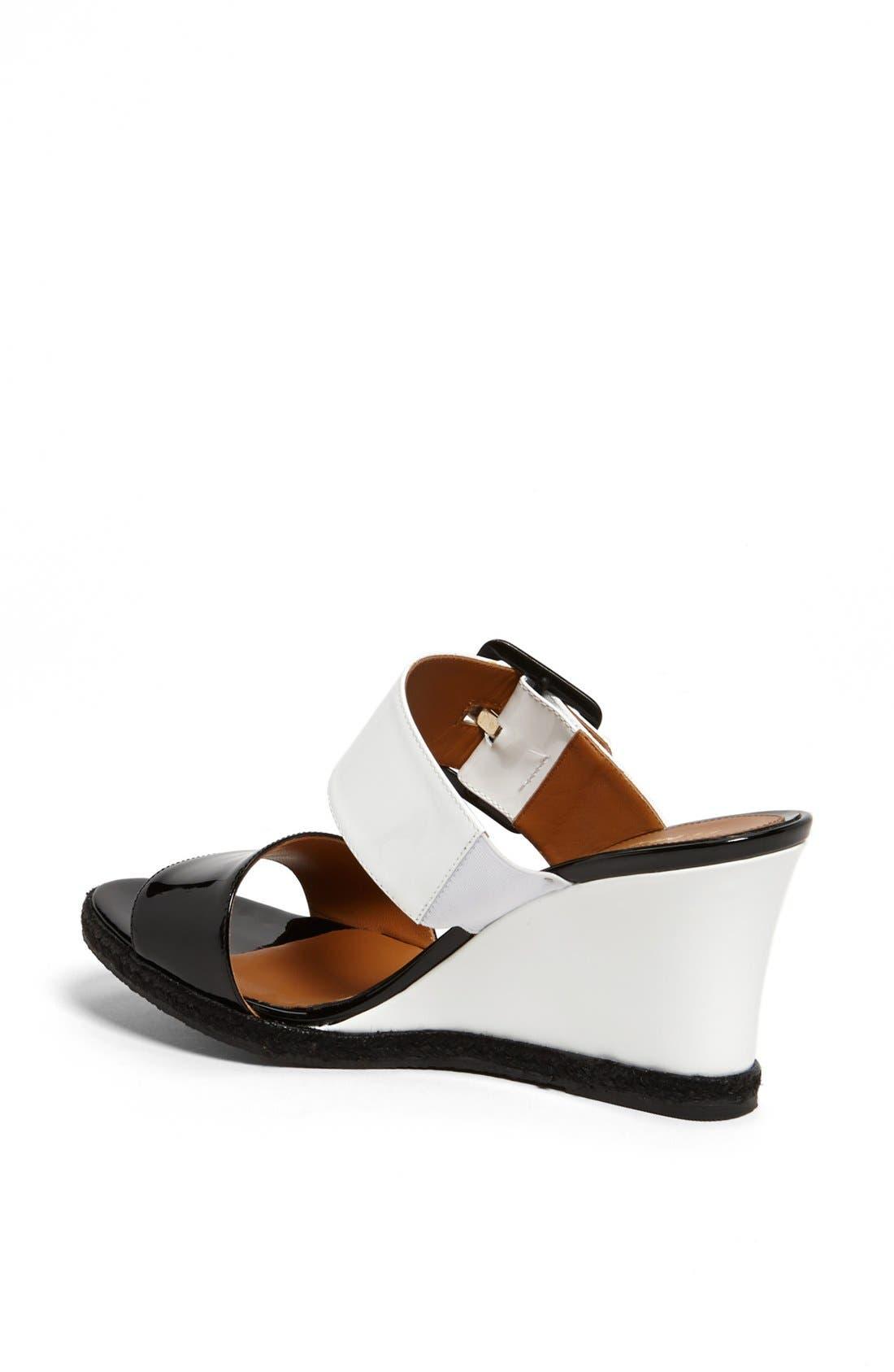 Alternate Image 2  - Fendi 'Vernis' Wedge Sandal