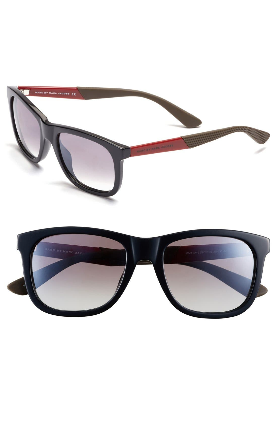 Main Image - MARC BY MARC JACOBS 52mm Retro Sunglasses