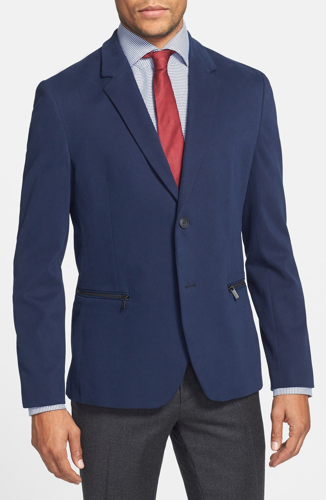 Alternate Image 1 Selected - HUGO 'Alston' Sportcoat