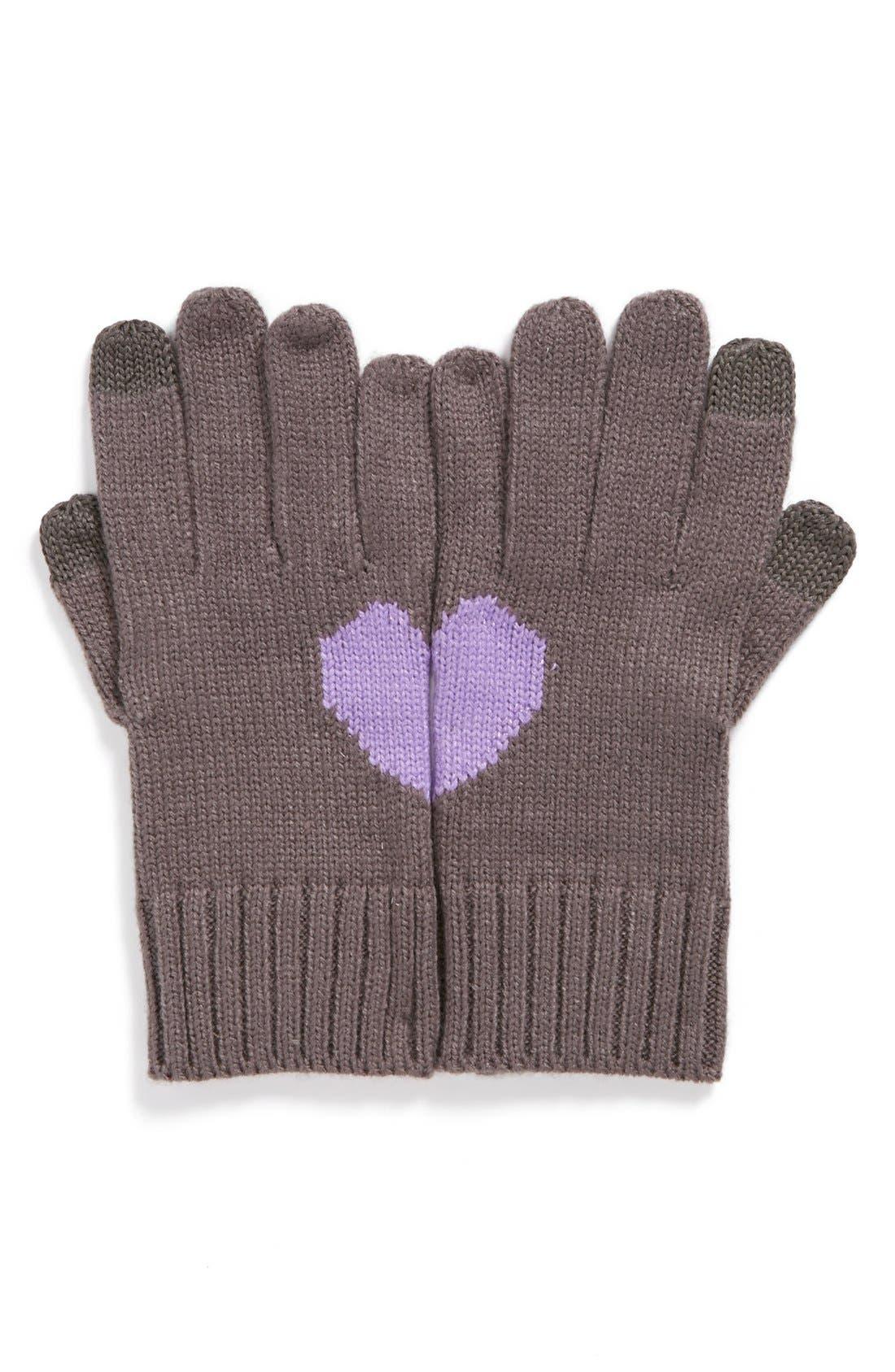 'Love' Gloves,                         Main,                         color, Excalibur