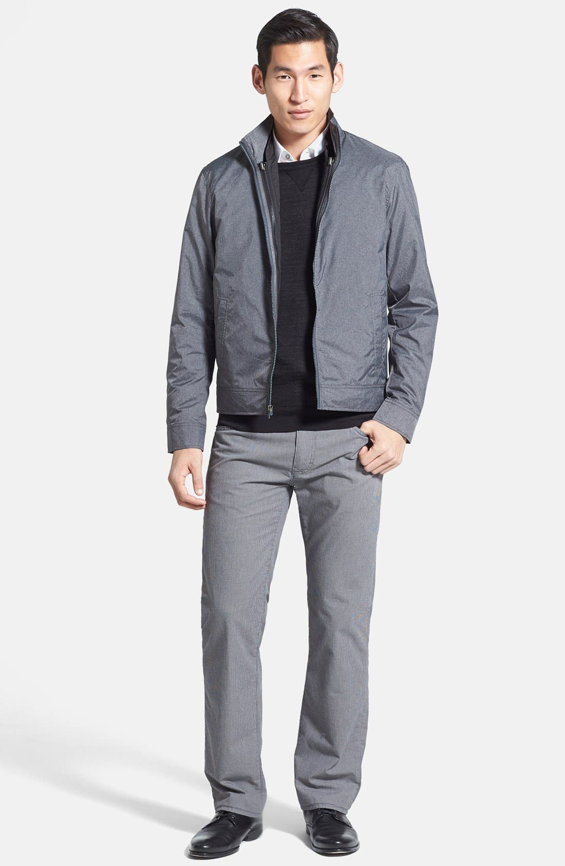 Alternate Image 6  - Michael Kors Trim Fit 3-in-1 Jacket