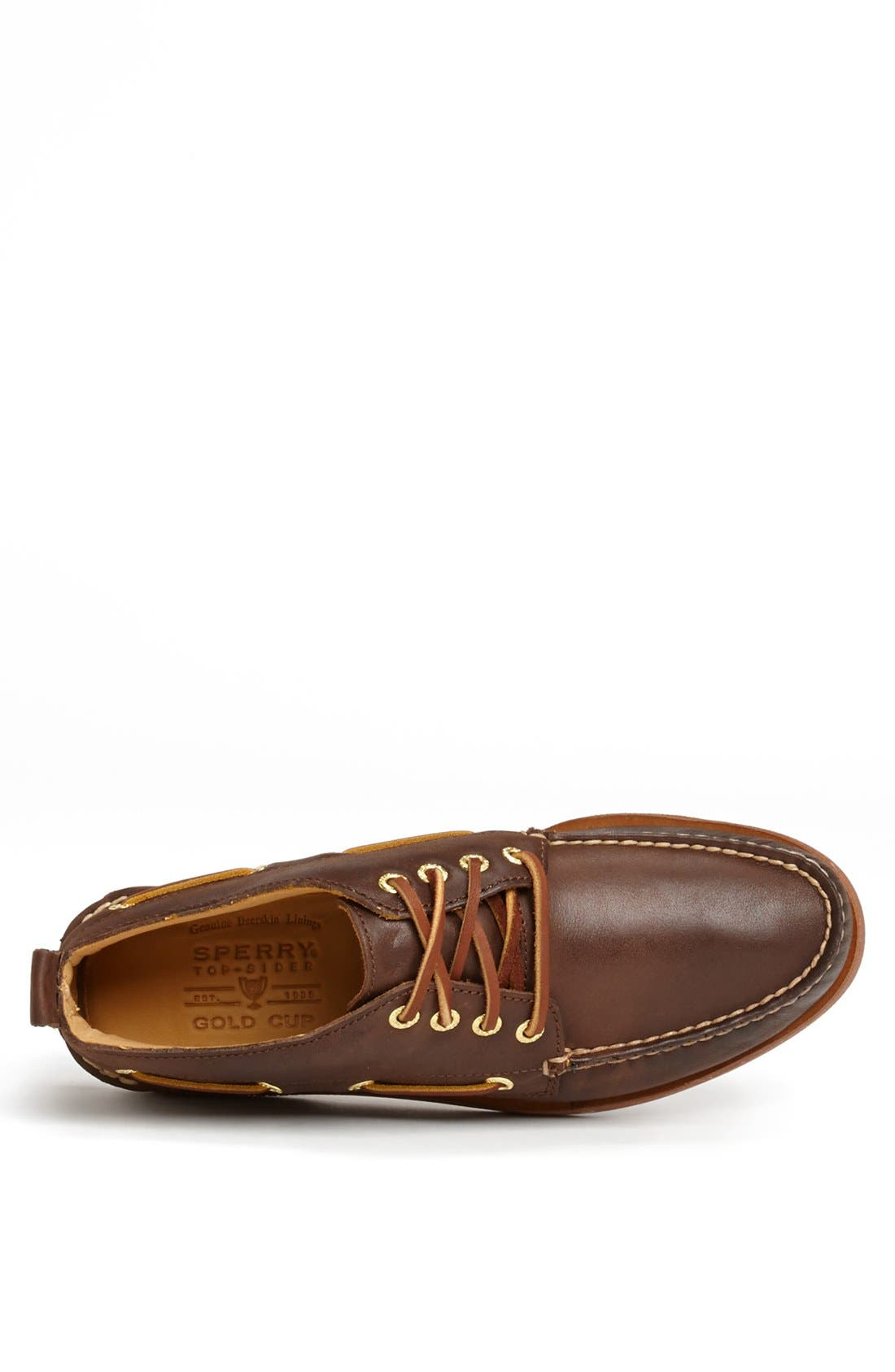 Alternate Image 3  - Sperry Top-Sider® 'Gold Cup' Chukka Boot