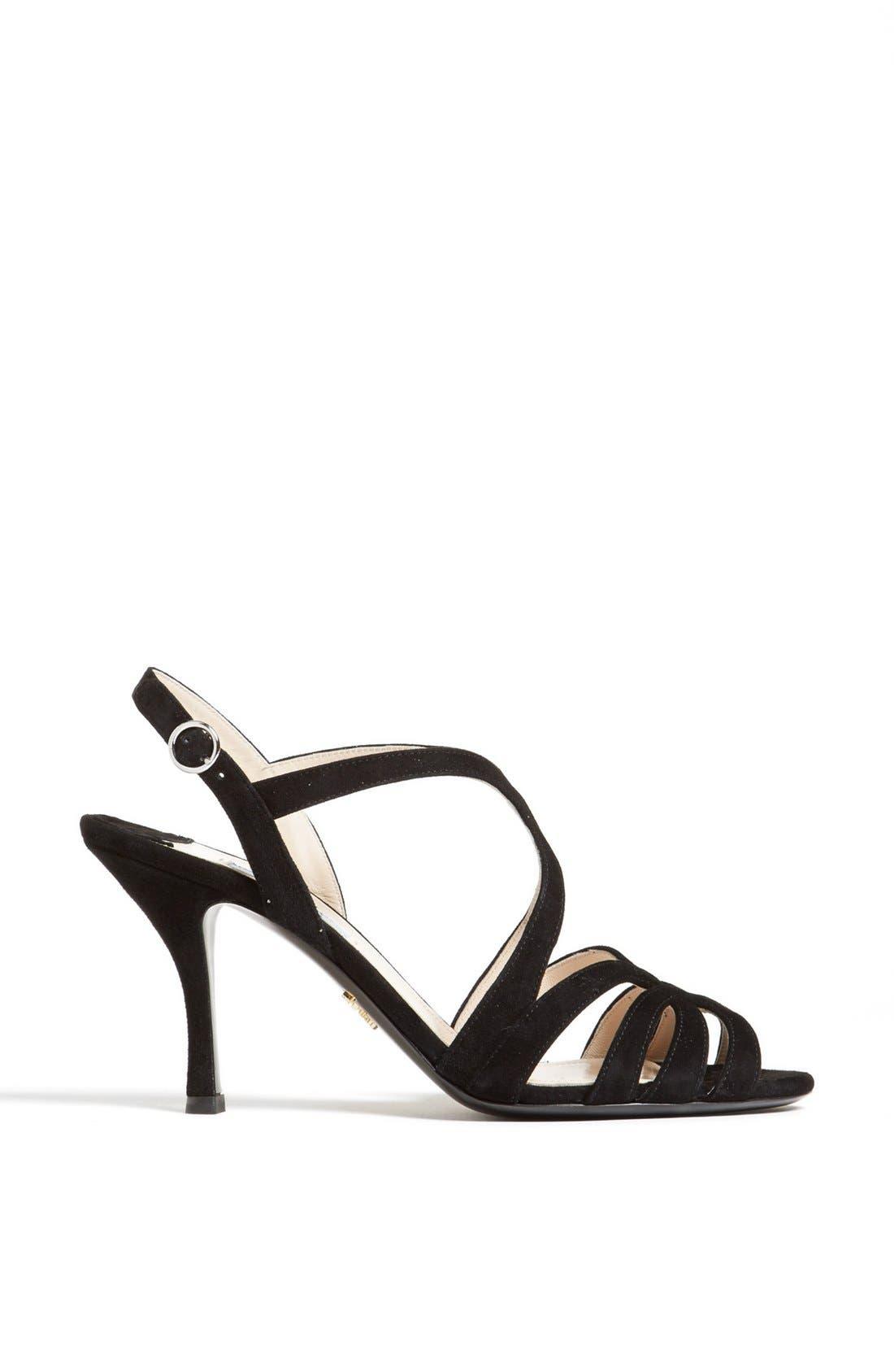 Alternate Image 4  - Prada Strappy Sandal