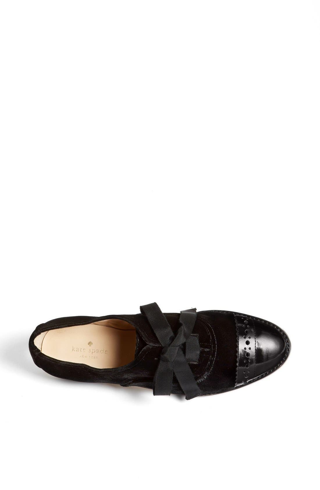 Alternate Image 3  - kate spade new york 'poppin' oxford