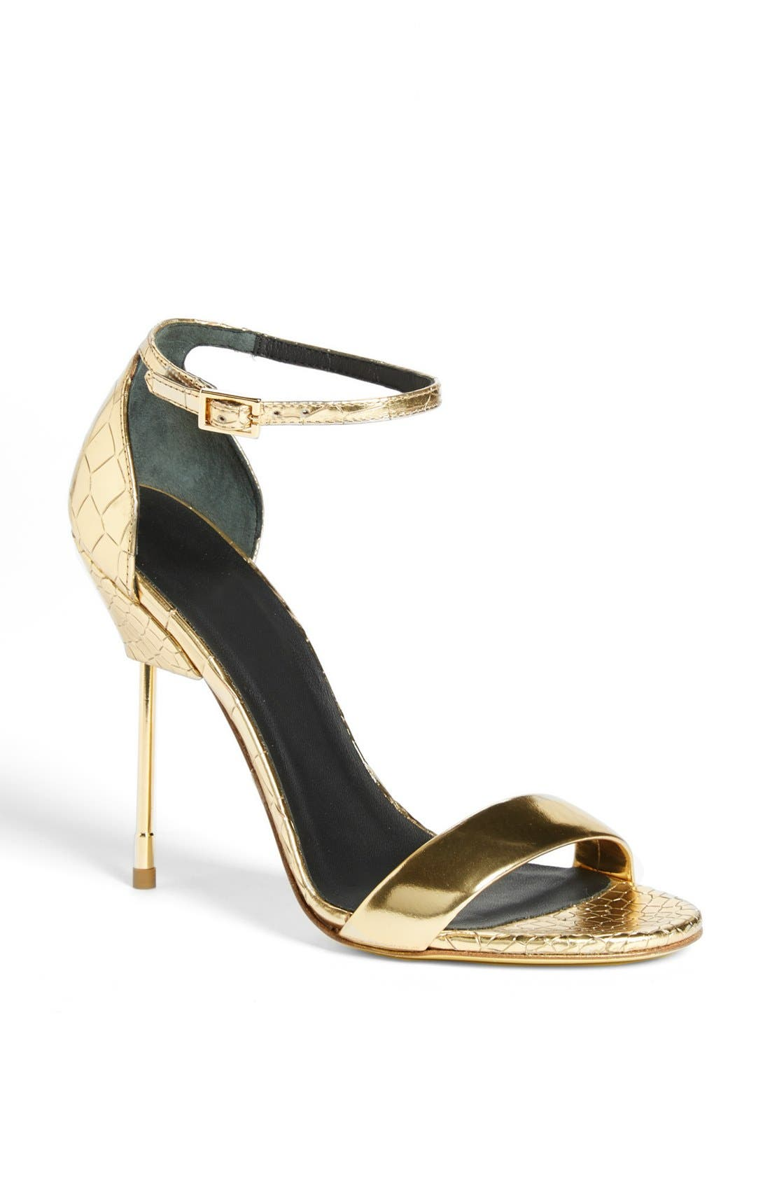Alternate Image 1 Selected - Kurt Geiger London '50th Anniversary Belgravia' Sandal (Limited Edition)