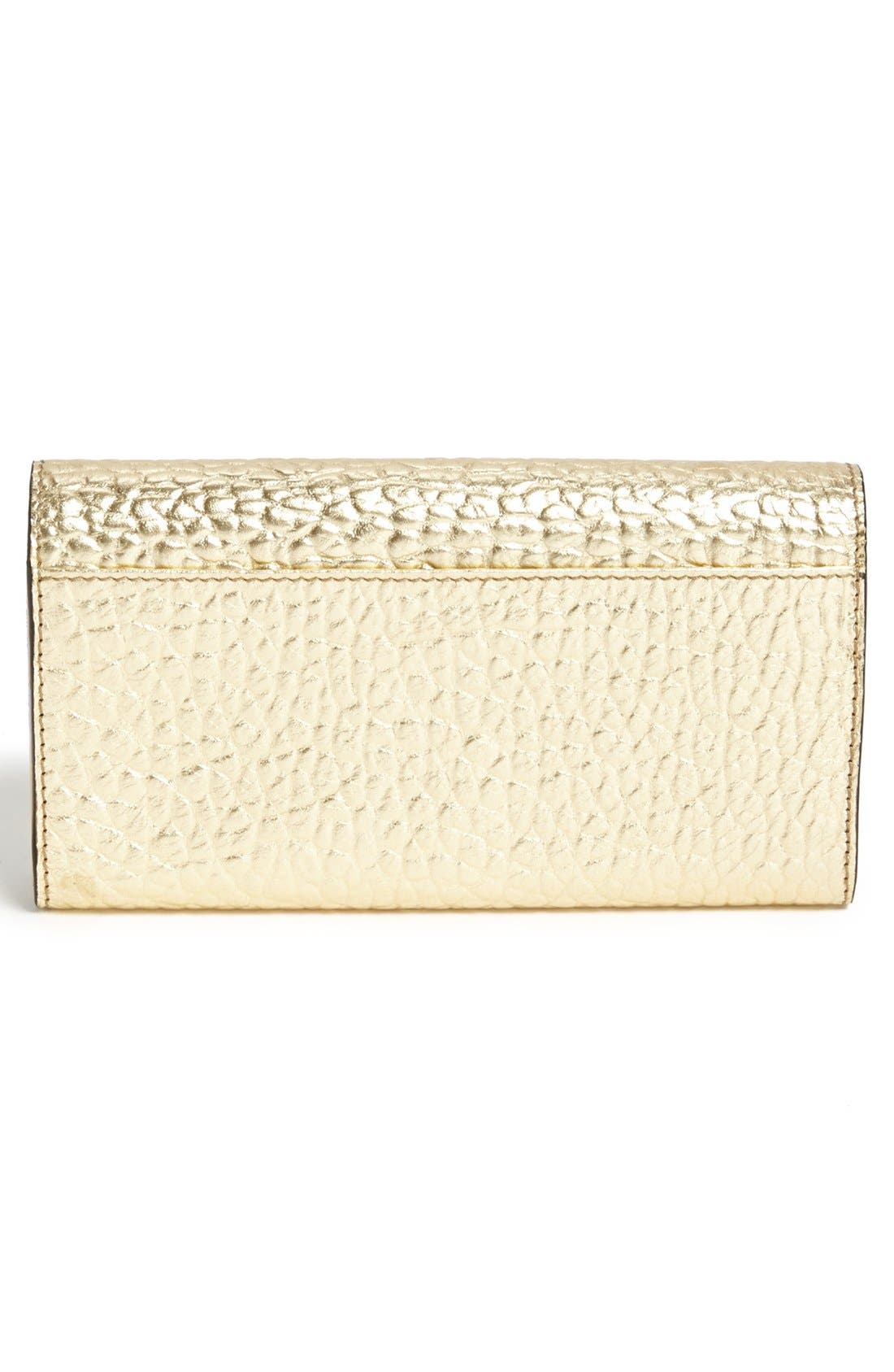 Alternate Image 3  - Burberry 'Penrose' Bow Leather Wallet