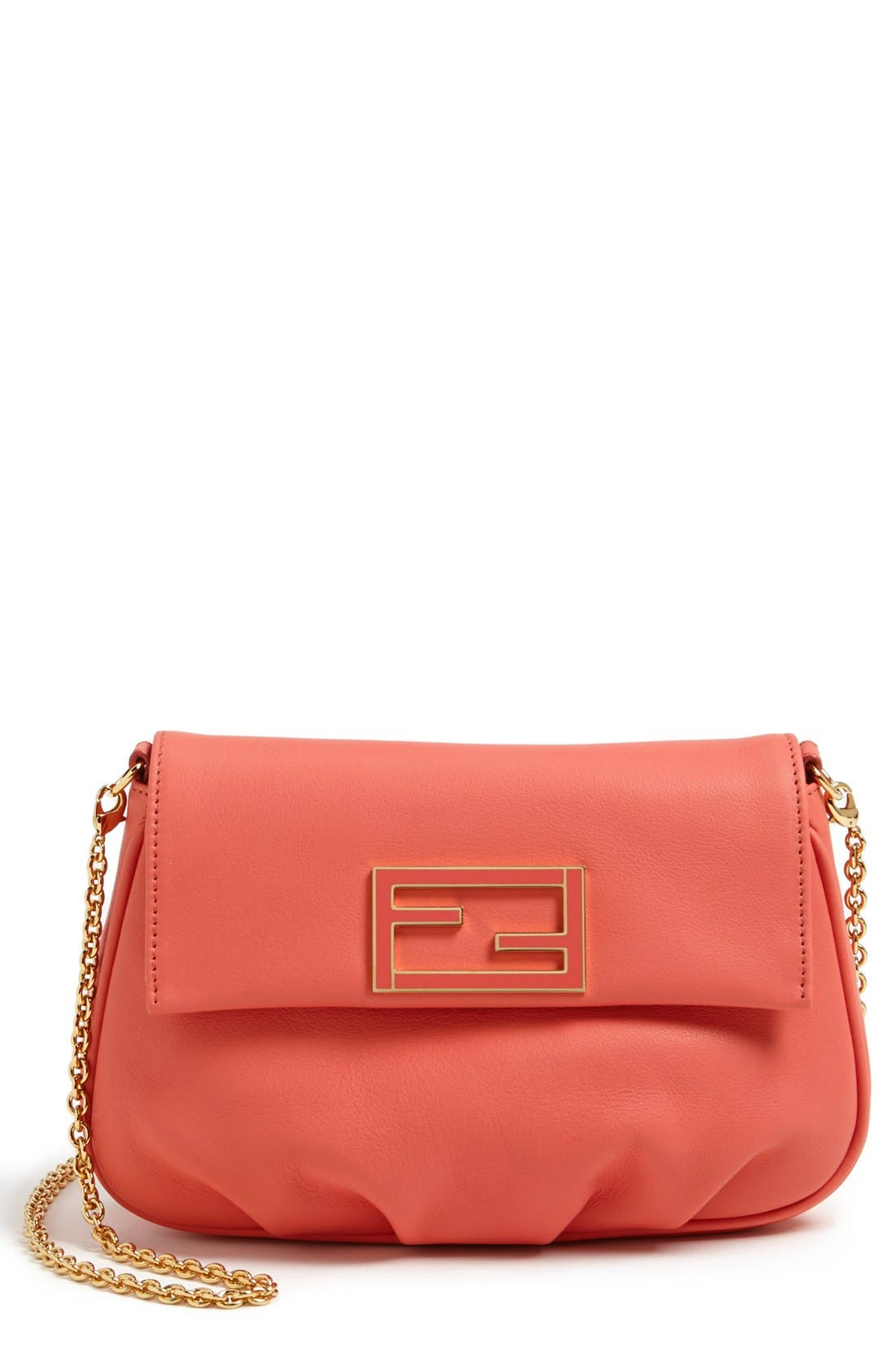 Main Image - Fendi 'Fendista' Pouchette Crossbody Bag