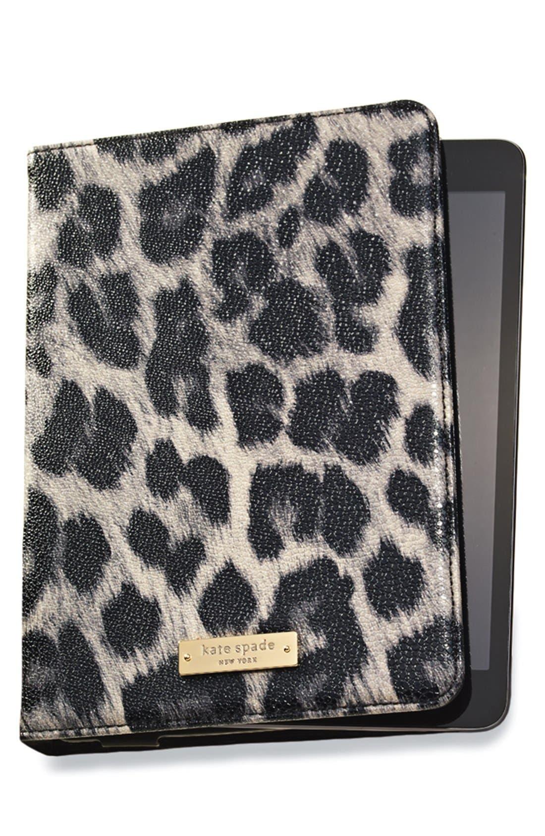 Alternate Image 5  - kate spade new york 'leroy street' iPad mini case