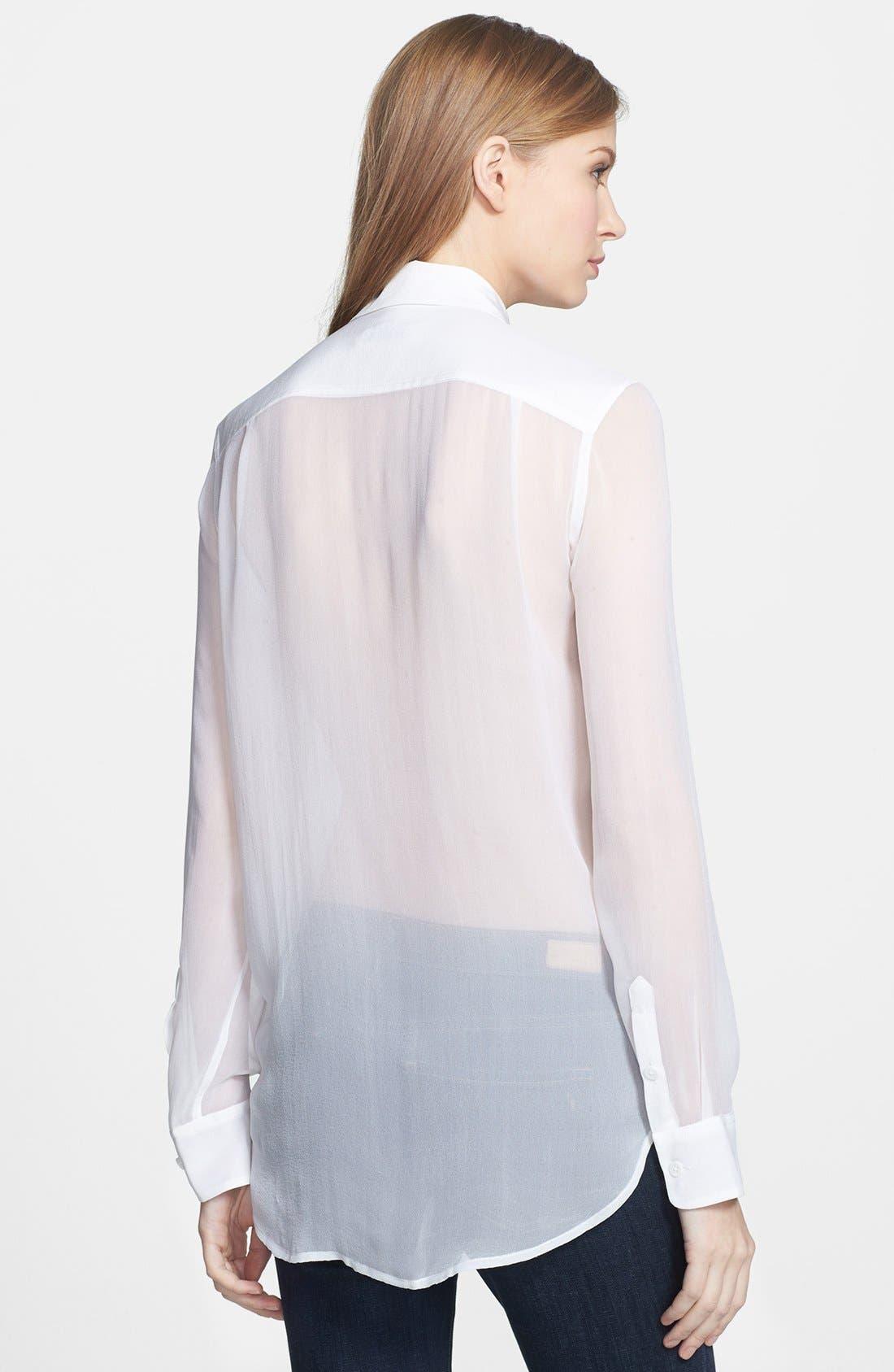 Alternate Image 2  - Equipment 'Reese' Silk Shirt