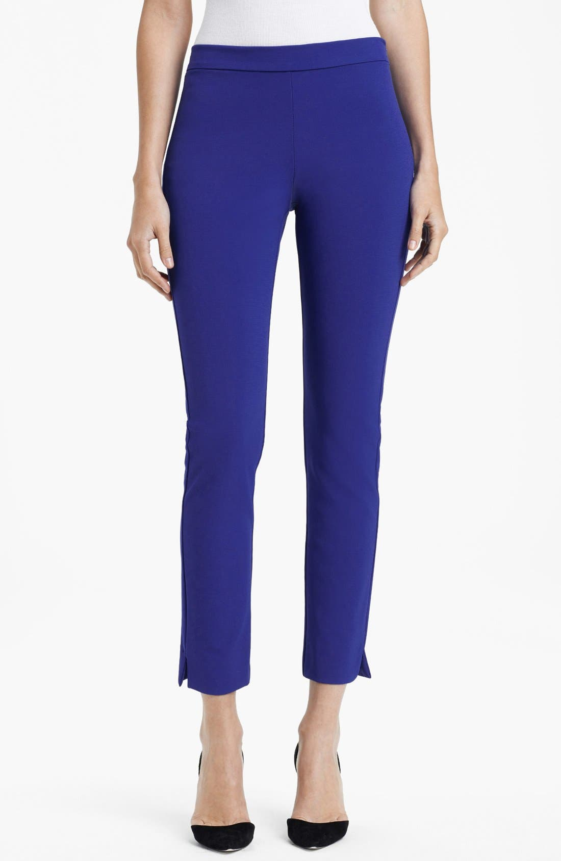 Alternate Image 1 Selected - Max Mara 'Nave' Jersey Pants