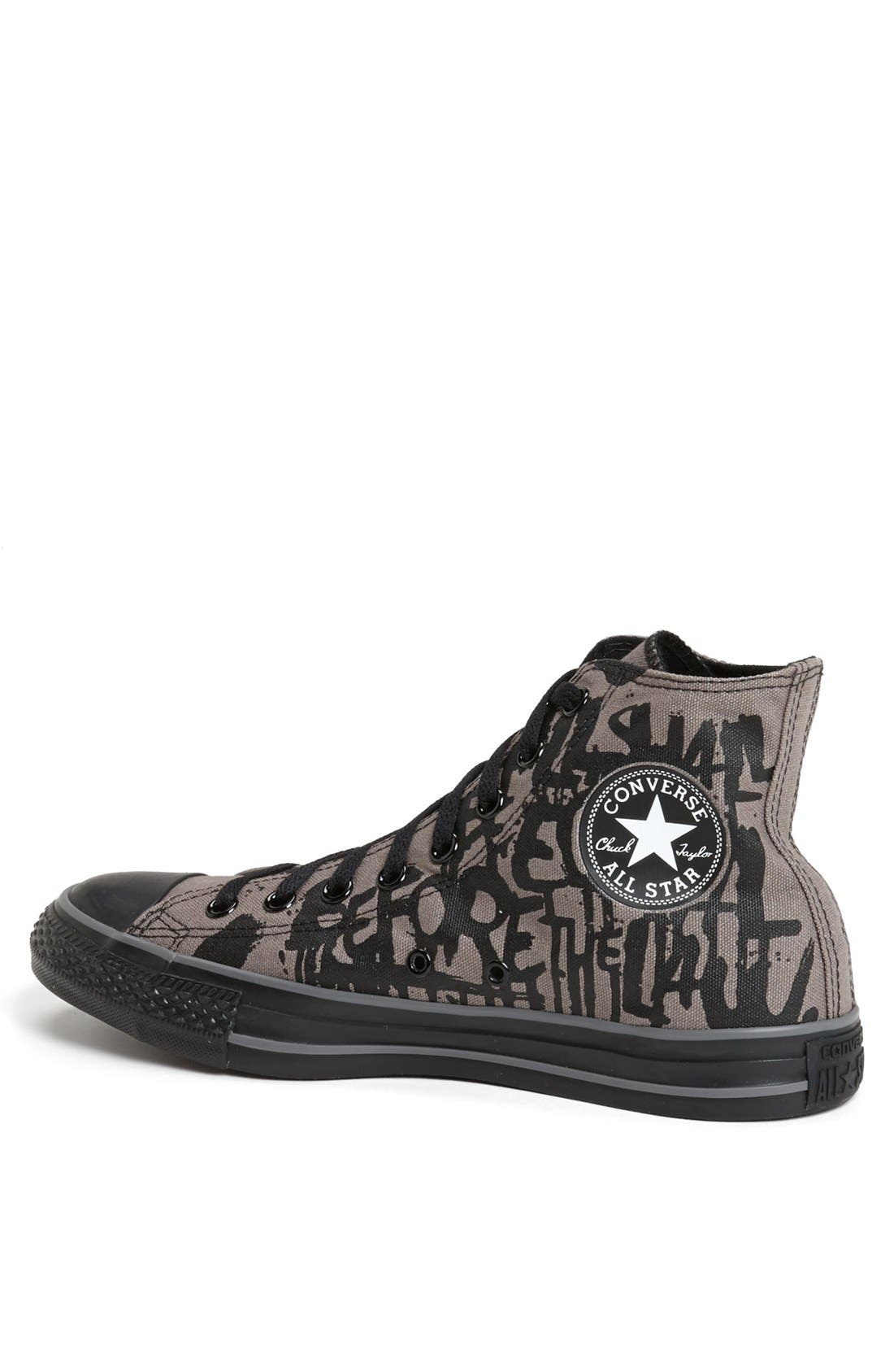 Alternate Image 2  - Converse Chuck Taylor® All Star® High Sneaker (Men)