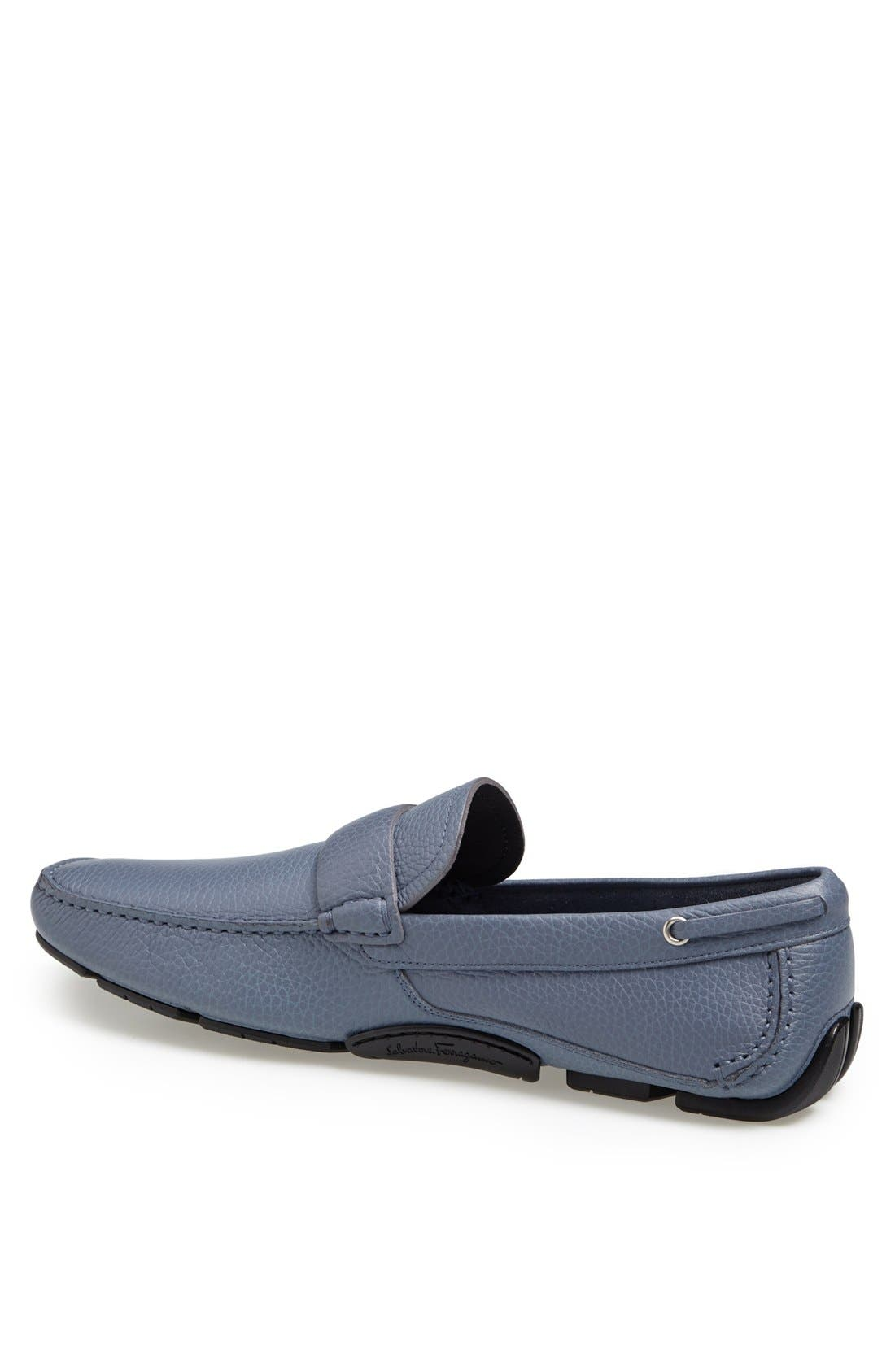 Alternate Image 2  - Salvatore Ferragamo 'Cabo 2' Driving Shoe