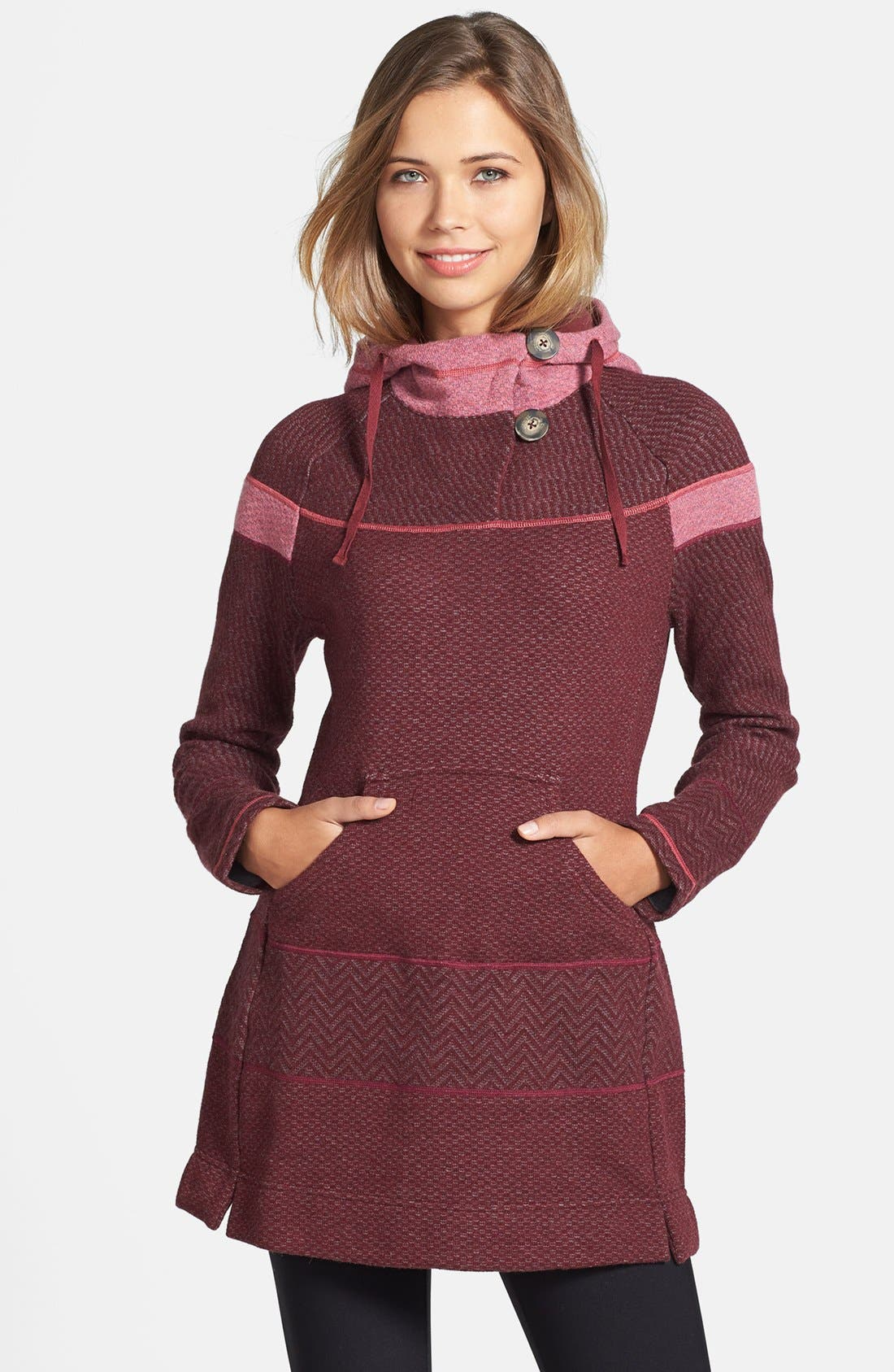 Alternate Image 1 Selected - prAna 'Caitlyn' Sweater